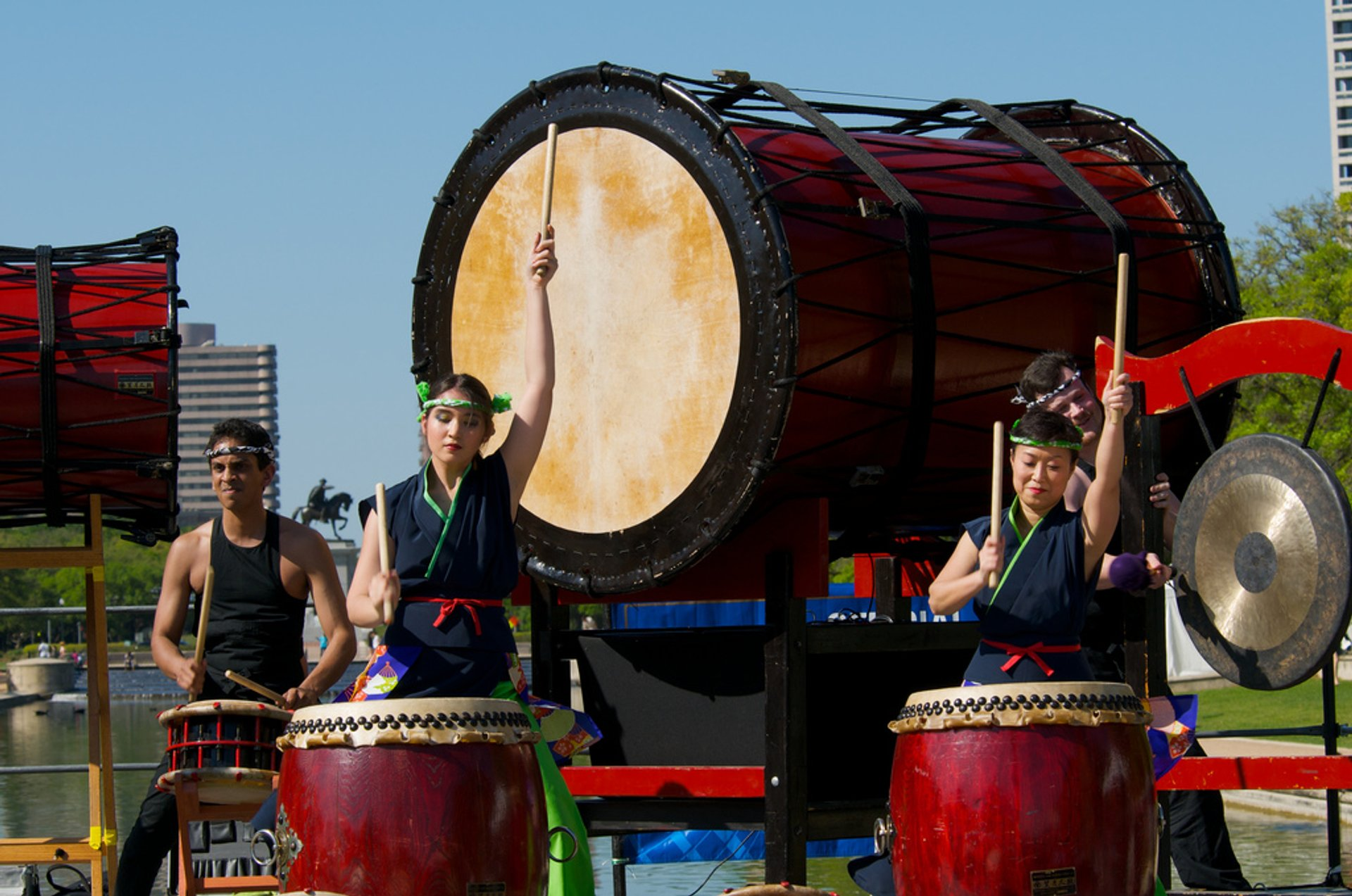 Japan Festival Houston in Texas - Best Season 2020