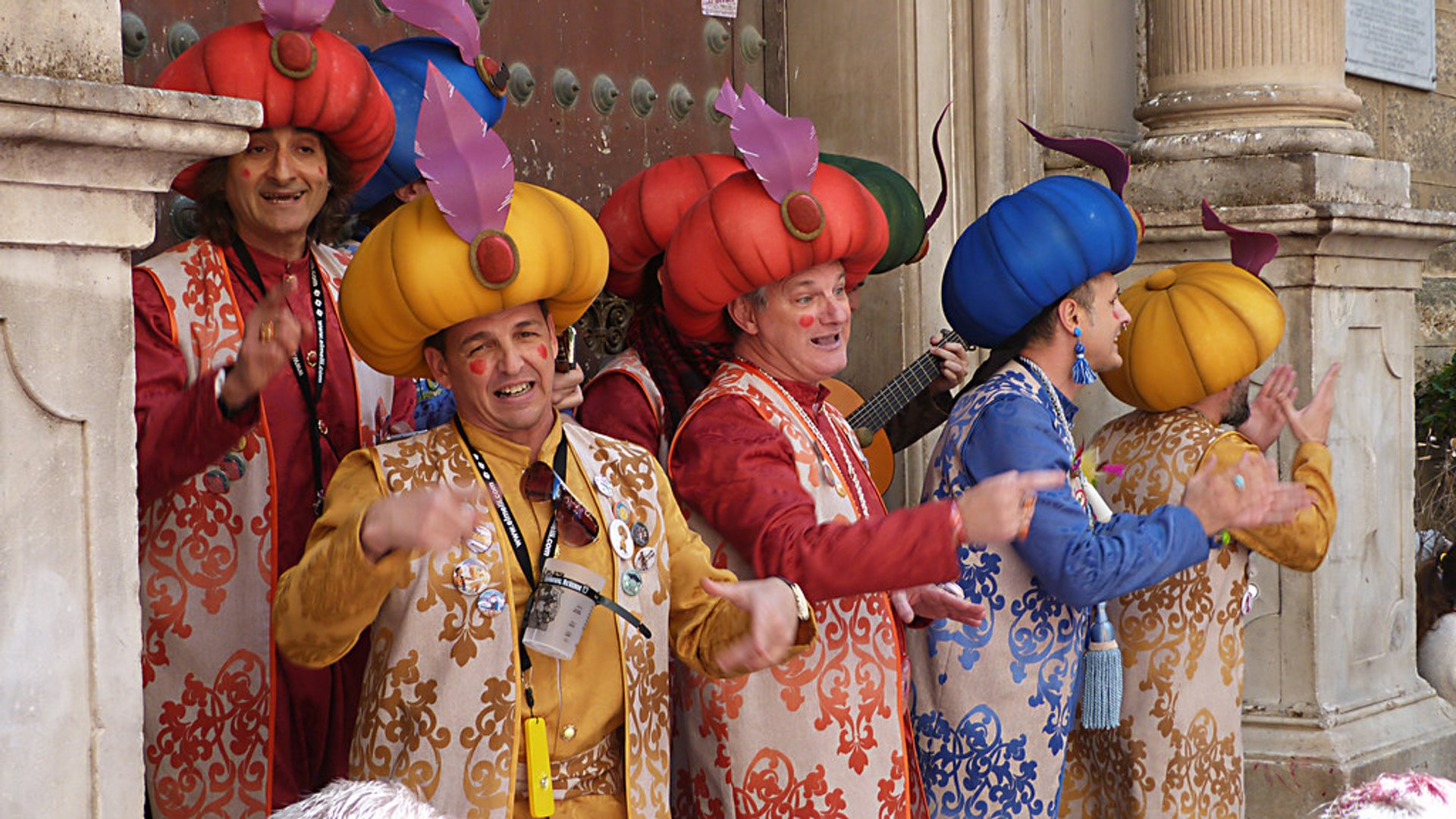 Best time to see Cádiz Carnival in Spain 2019