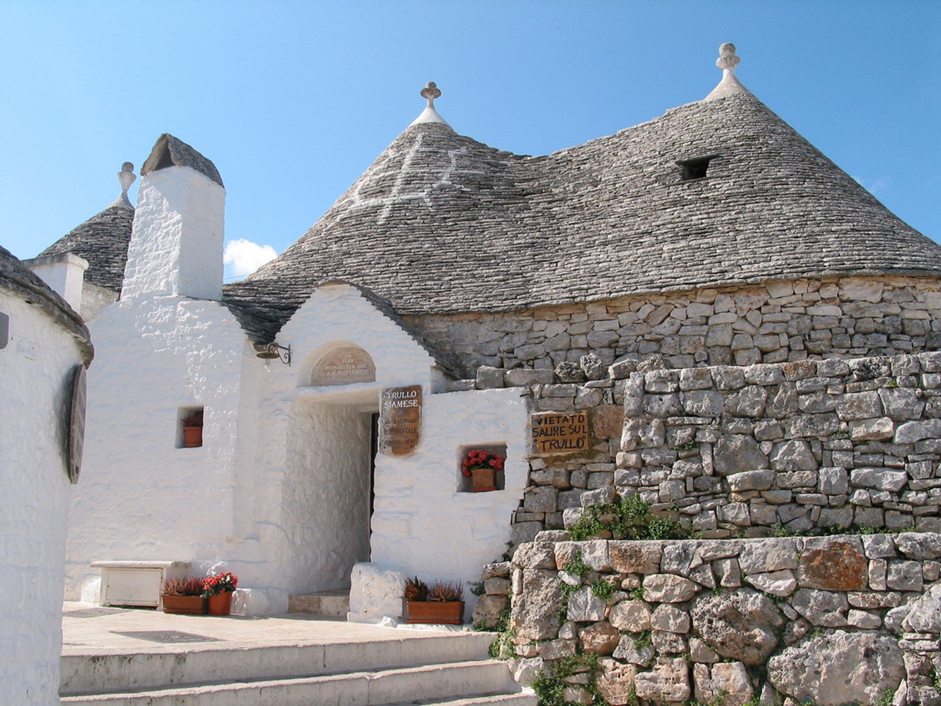 Trulli of Alberobello in Italy - Best Season 2020