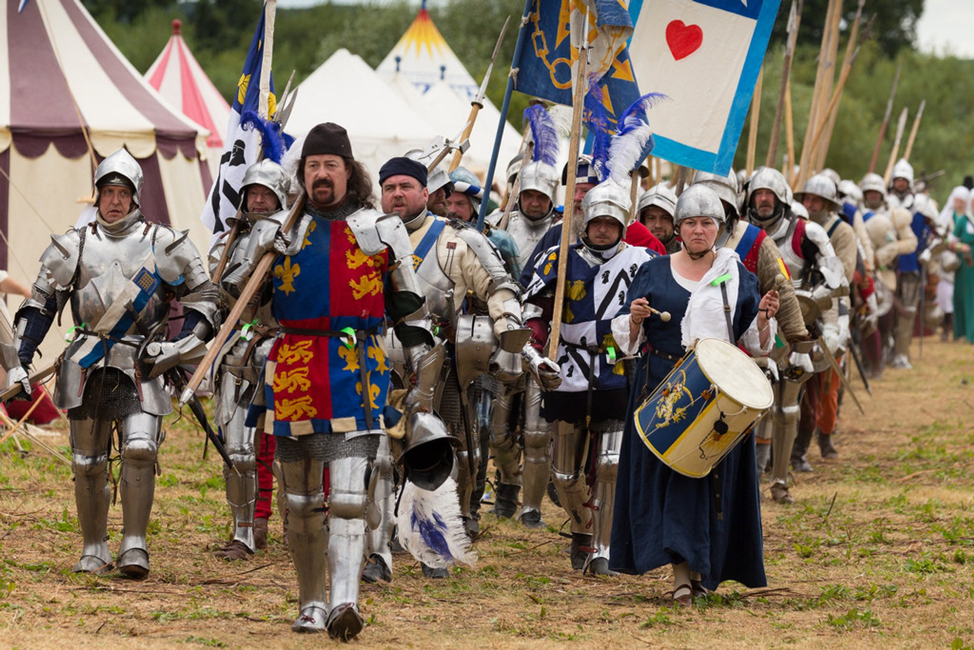 Tewkesbury Medieval Festival in England 2020 - Best Time