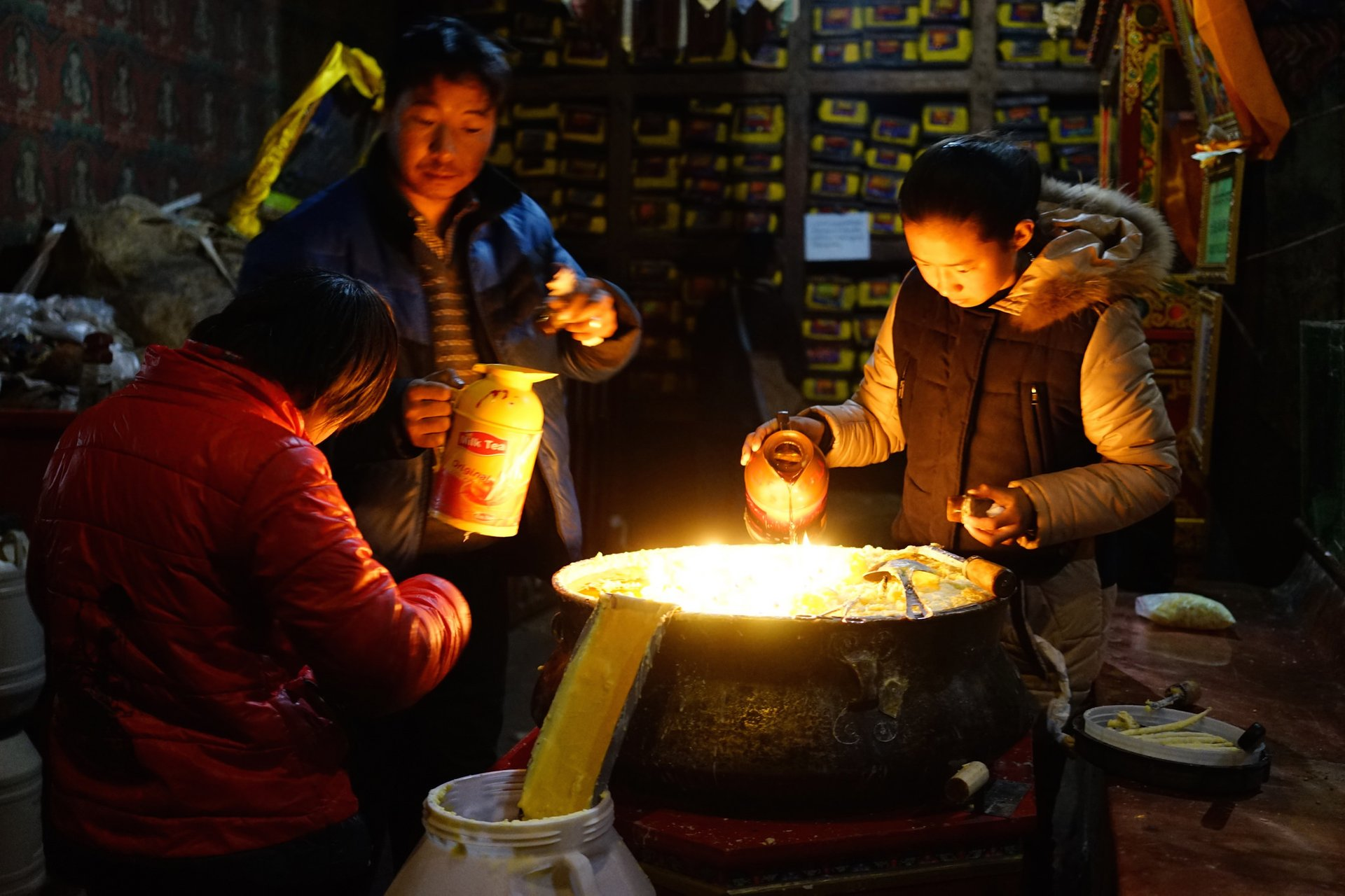 Butter Lamp Festival in Tibet - Best Season 2020