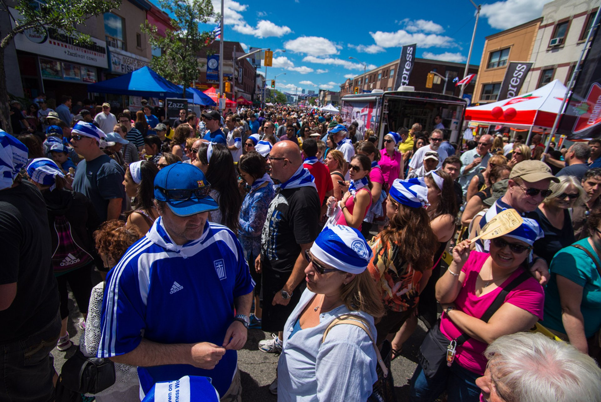 Taste of the Danforth in Toronto - Best Season 2020