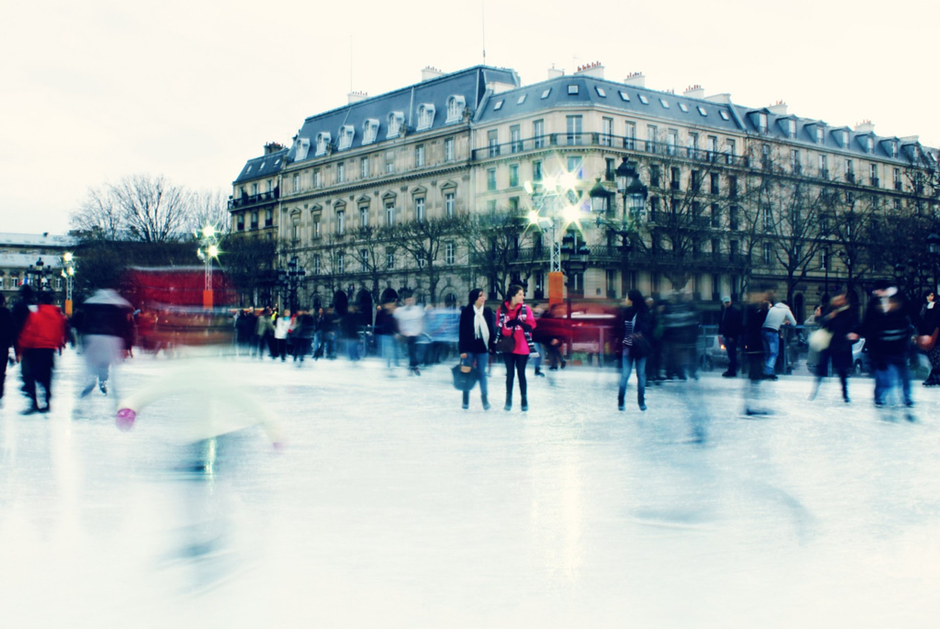 Ice Skating in Paris - Best Season 2019