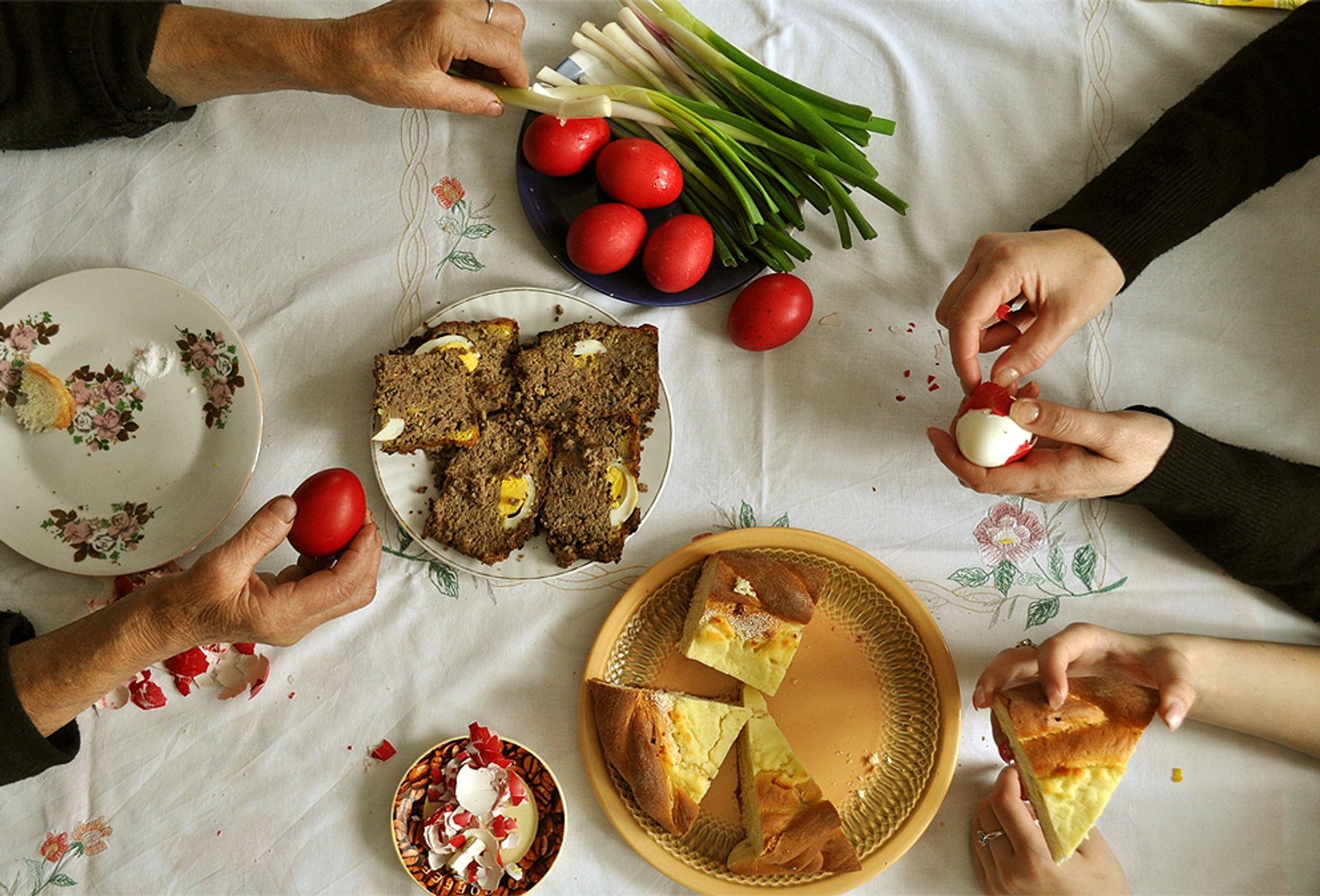Orthodox Easter Day in Romania - Best Time