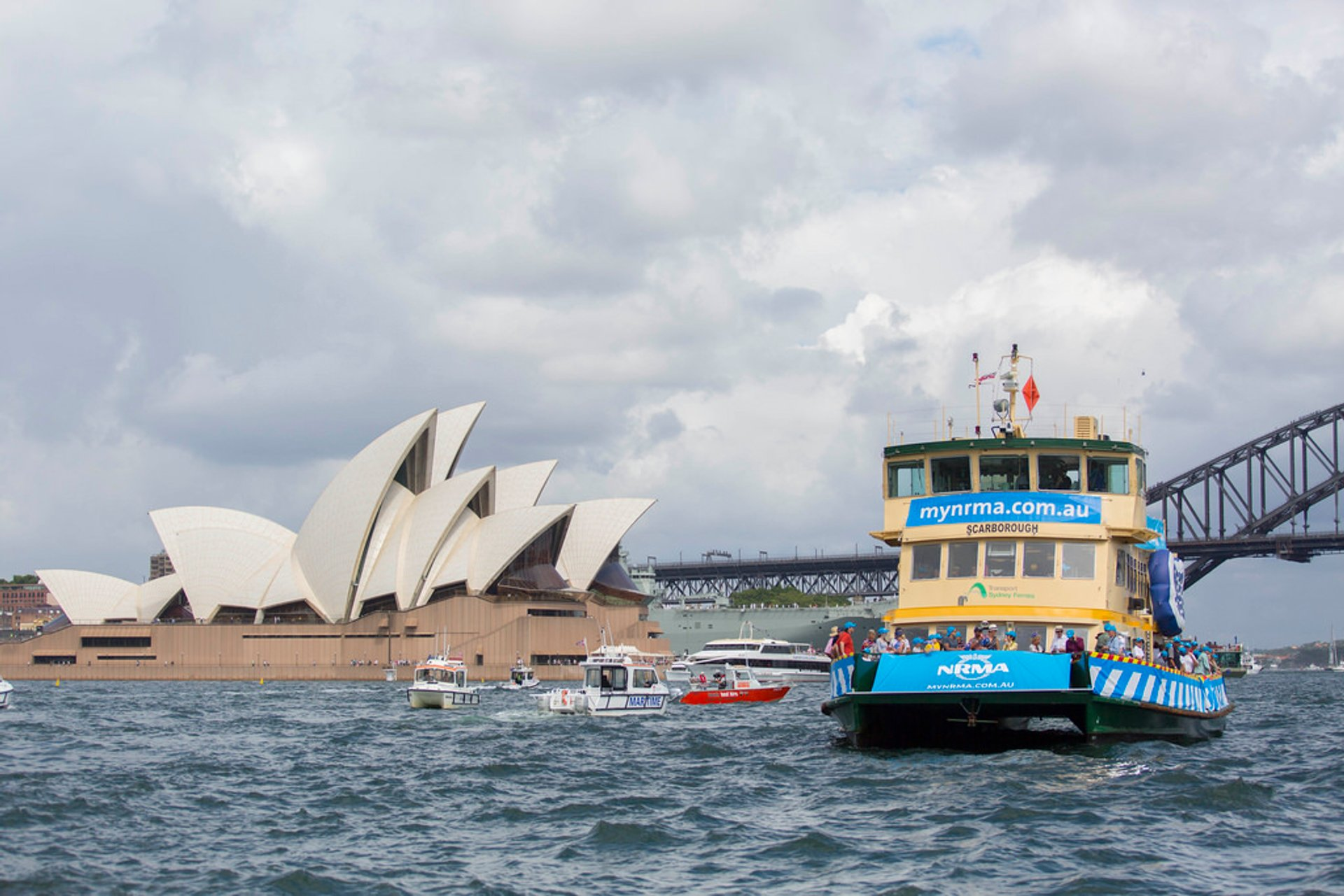 Best time for Ferrython in Sydney 2020