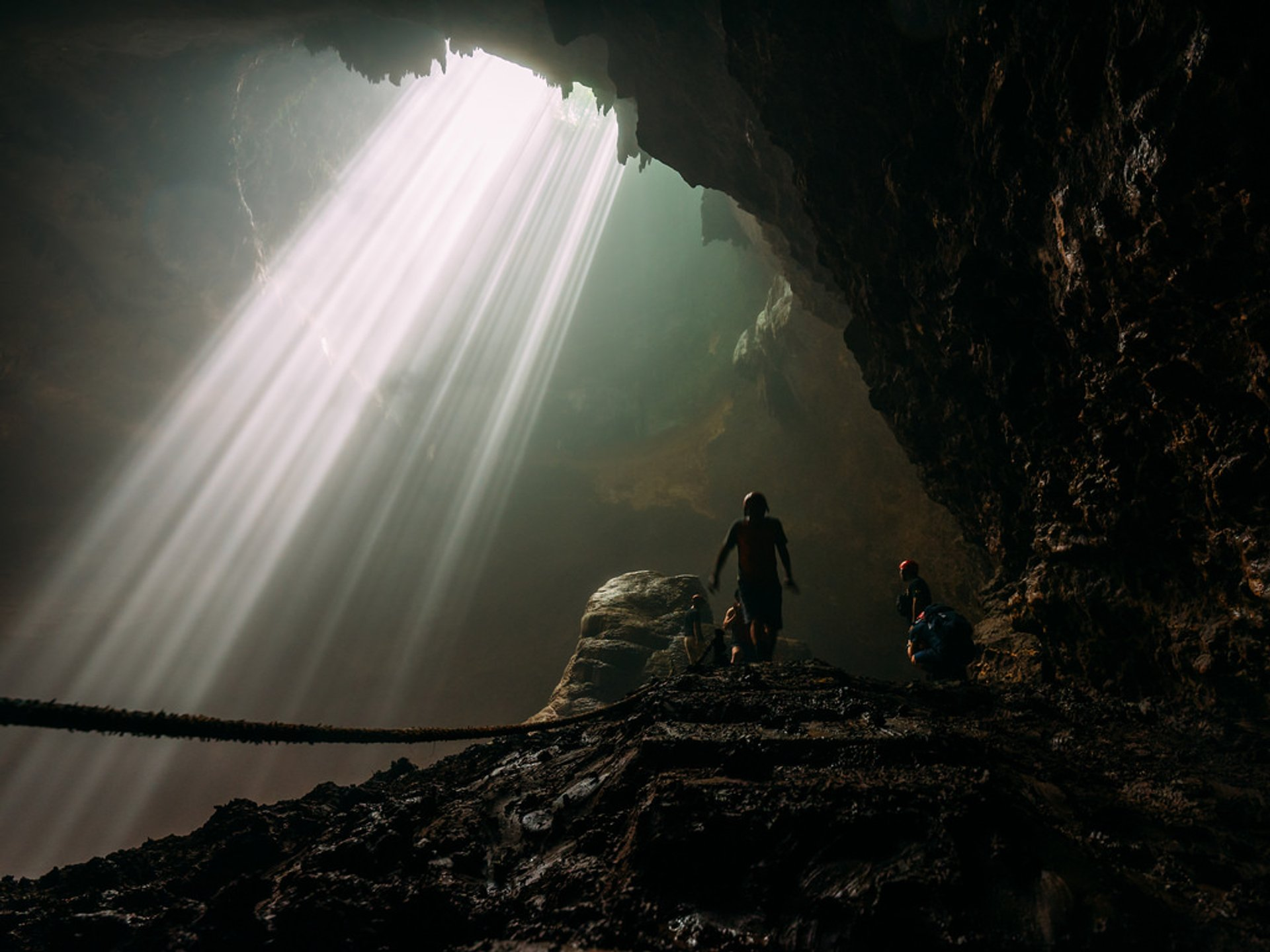 Heaven Light (Jomblang Cave) in Indonesia 2019 - Best Time