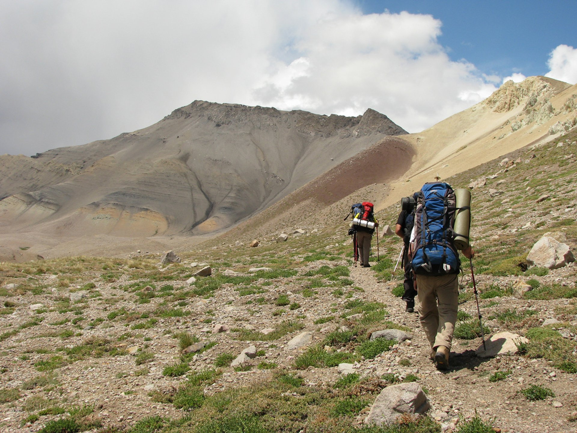 Hiking in Argentina - Best Time