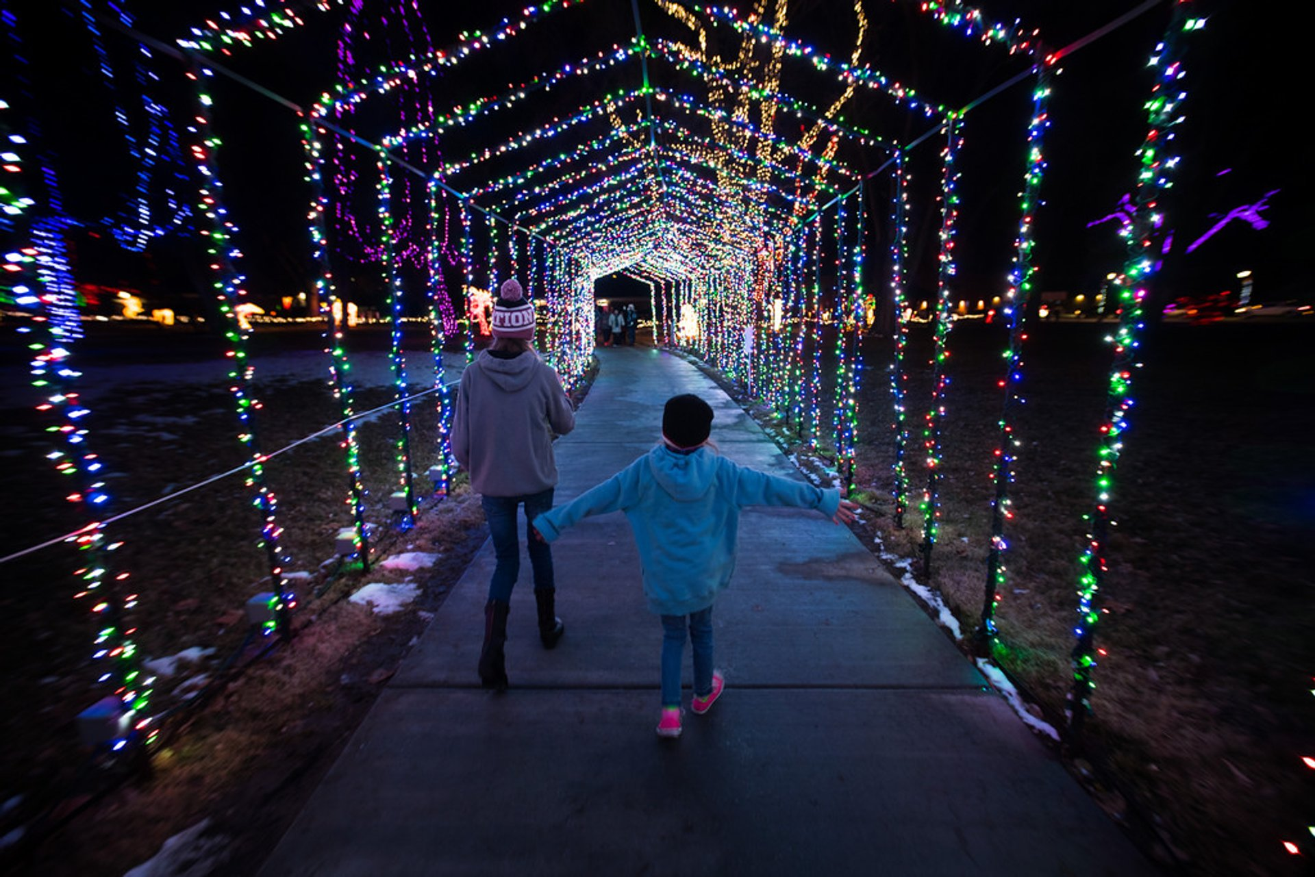 Christmas Lights in Utah 2020 - Best Time