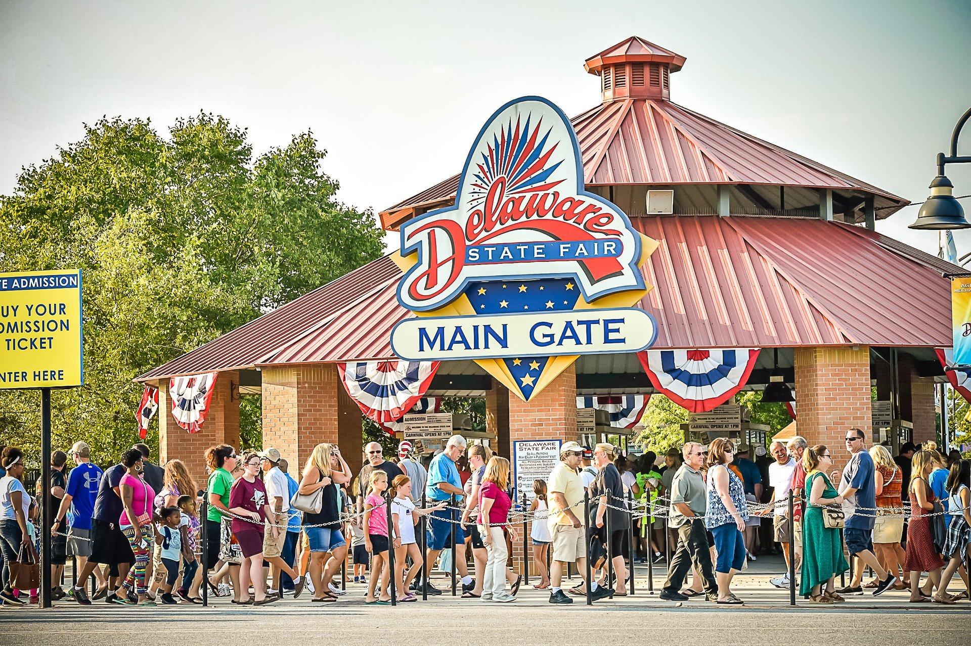 Delaware State Fair in Delaware 2020 - Best Time