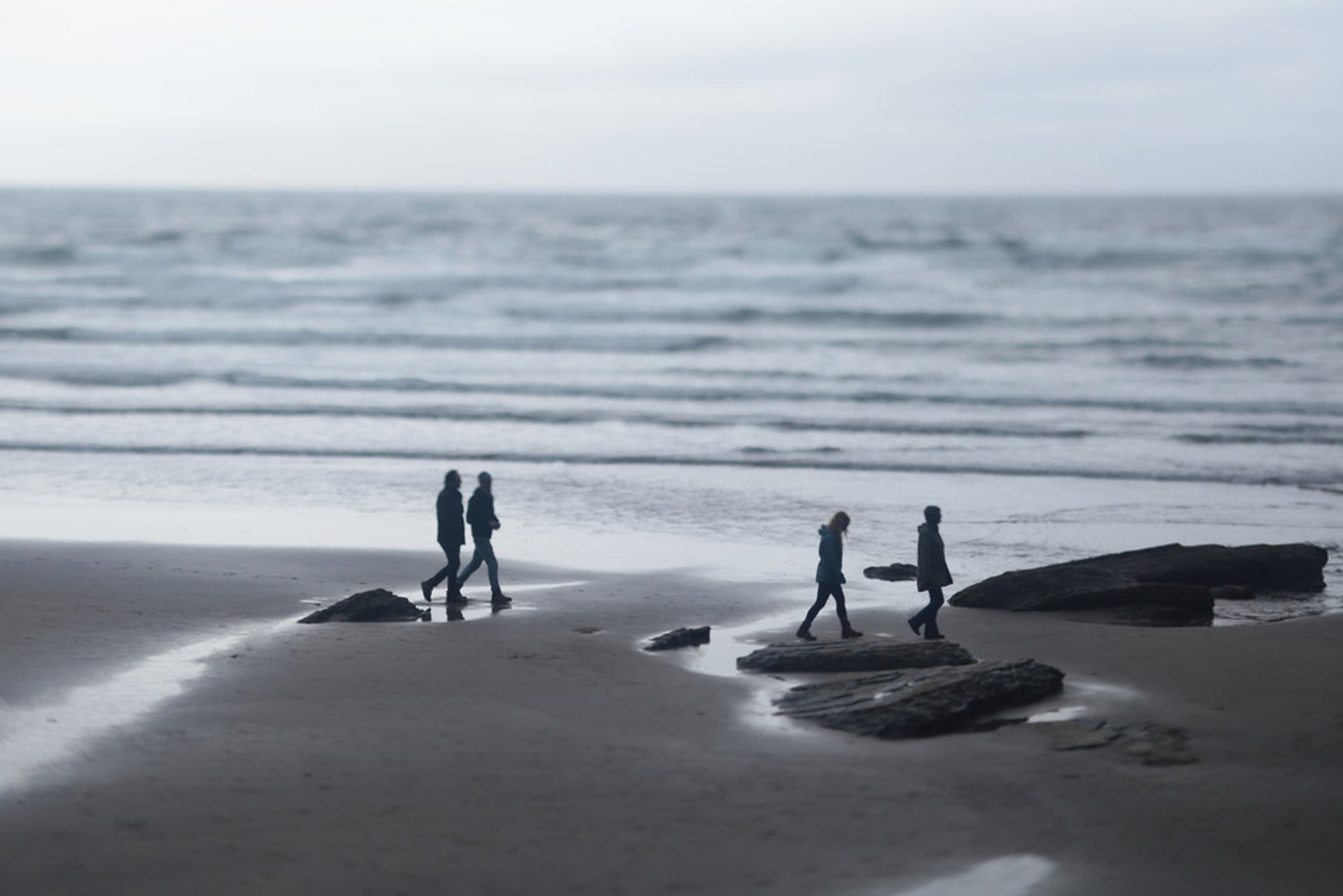 Short Sand Beach 2020