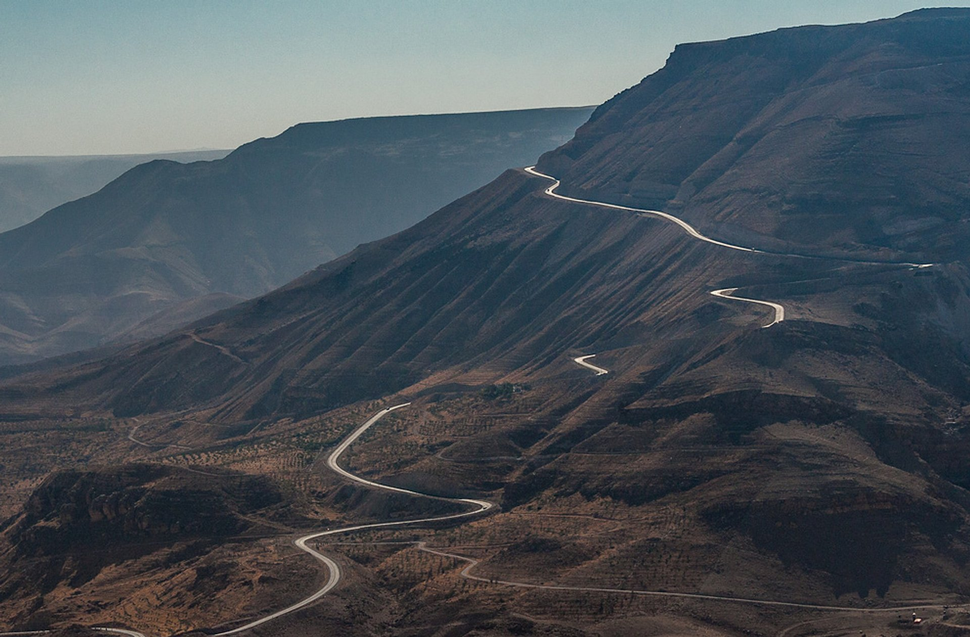 King's Highway in Jordan - Best Time