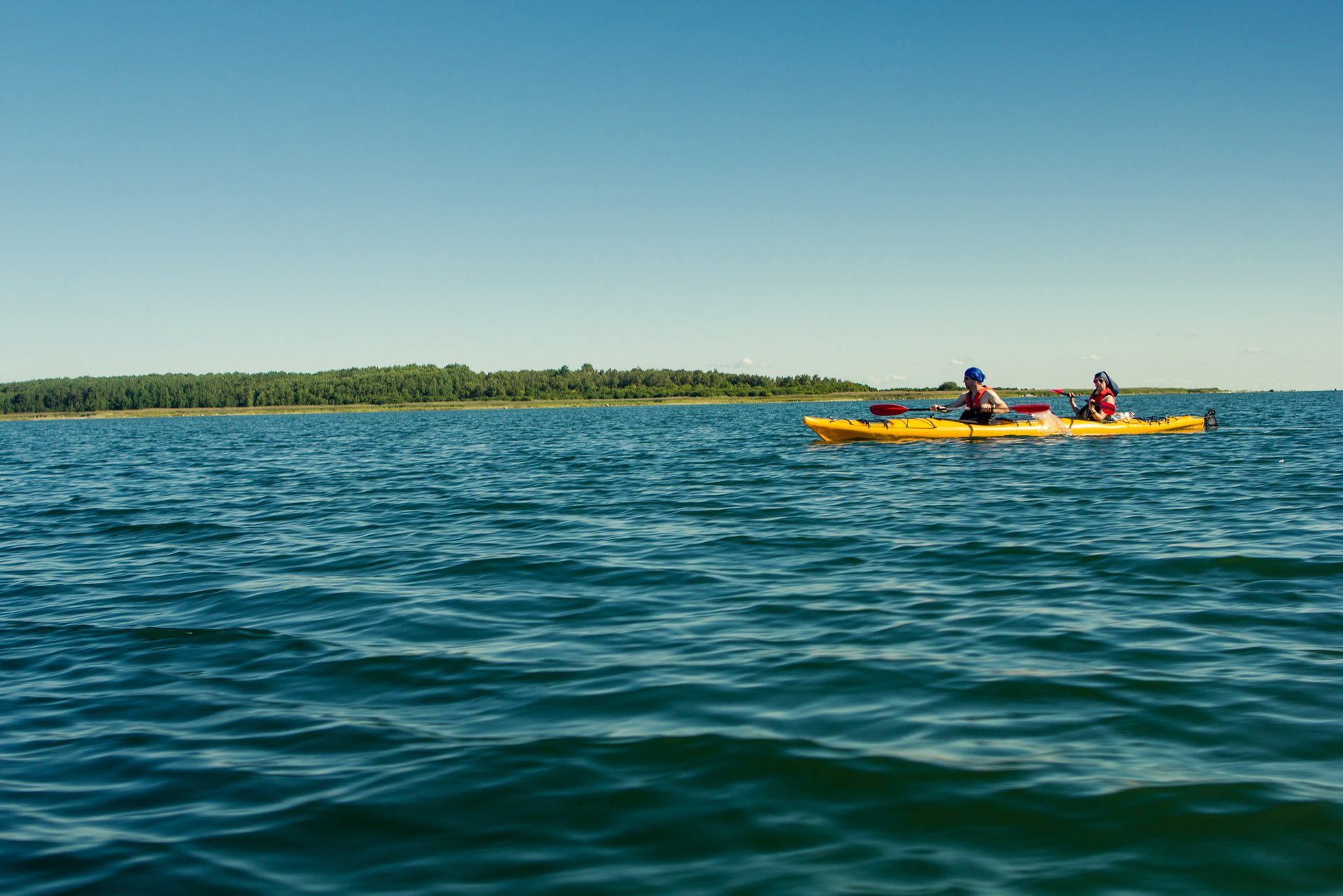 Kayaking and Canoeing in Estonia - Best Season 2020