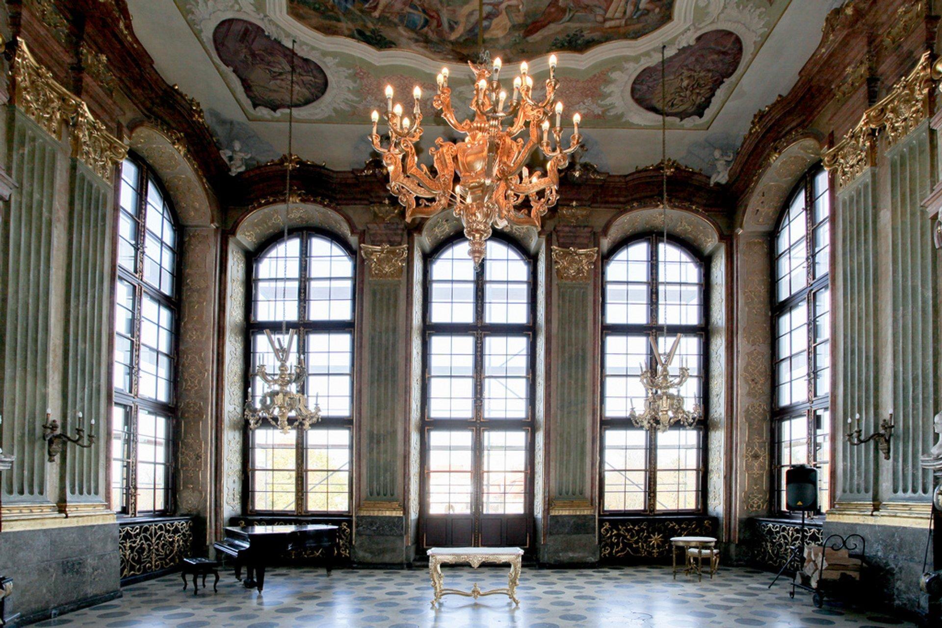 Best time to see Książ Castle (Zamek Książ) 2020