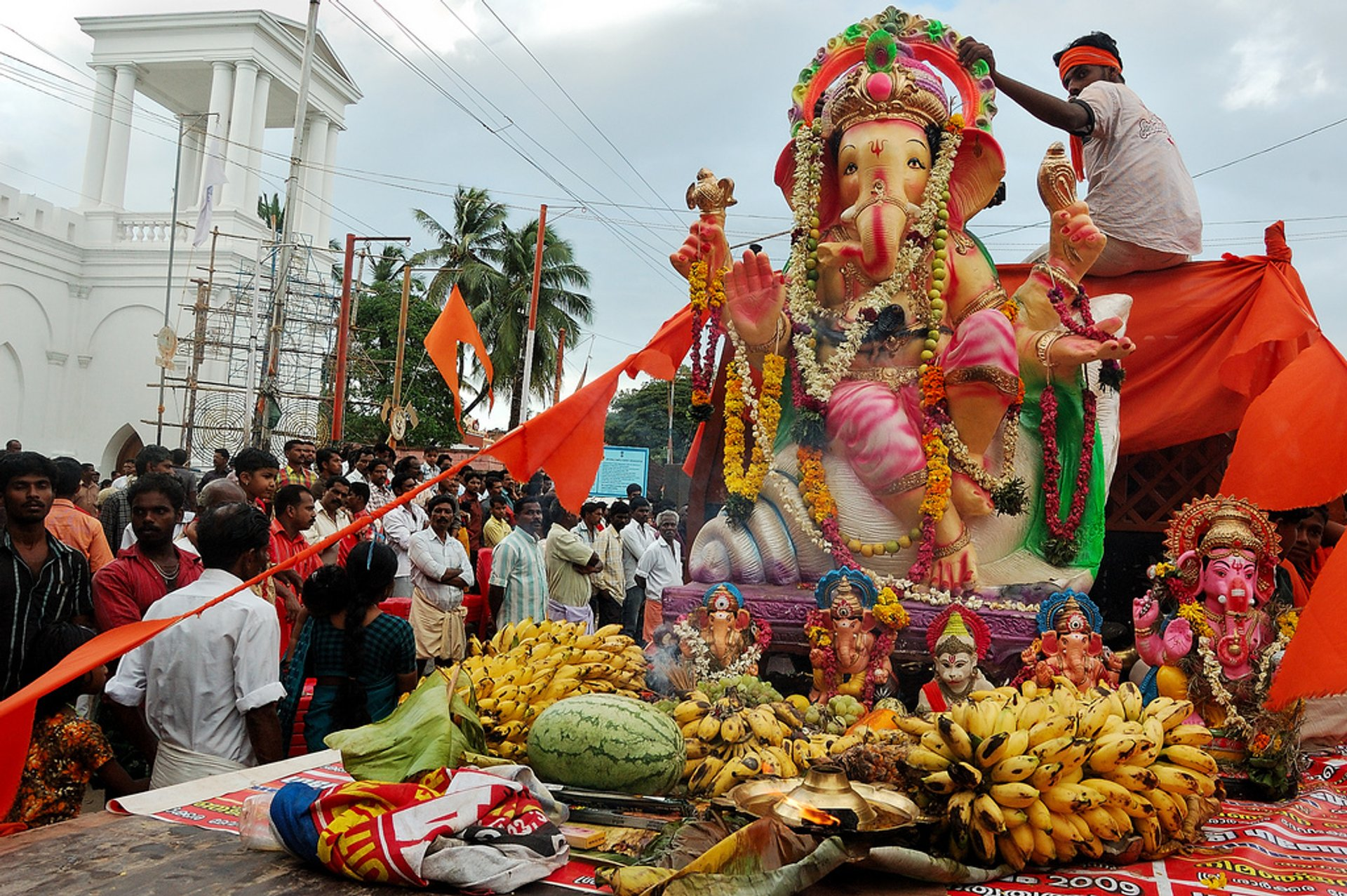 Ganesh Chaturthi in India 2019 - Best Time
