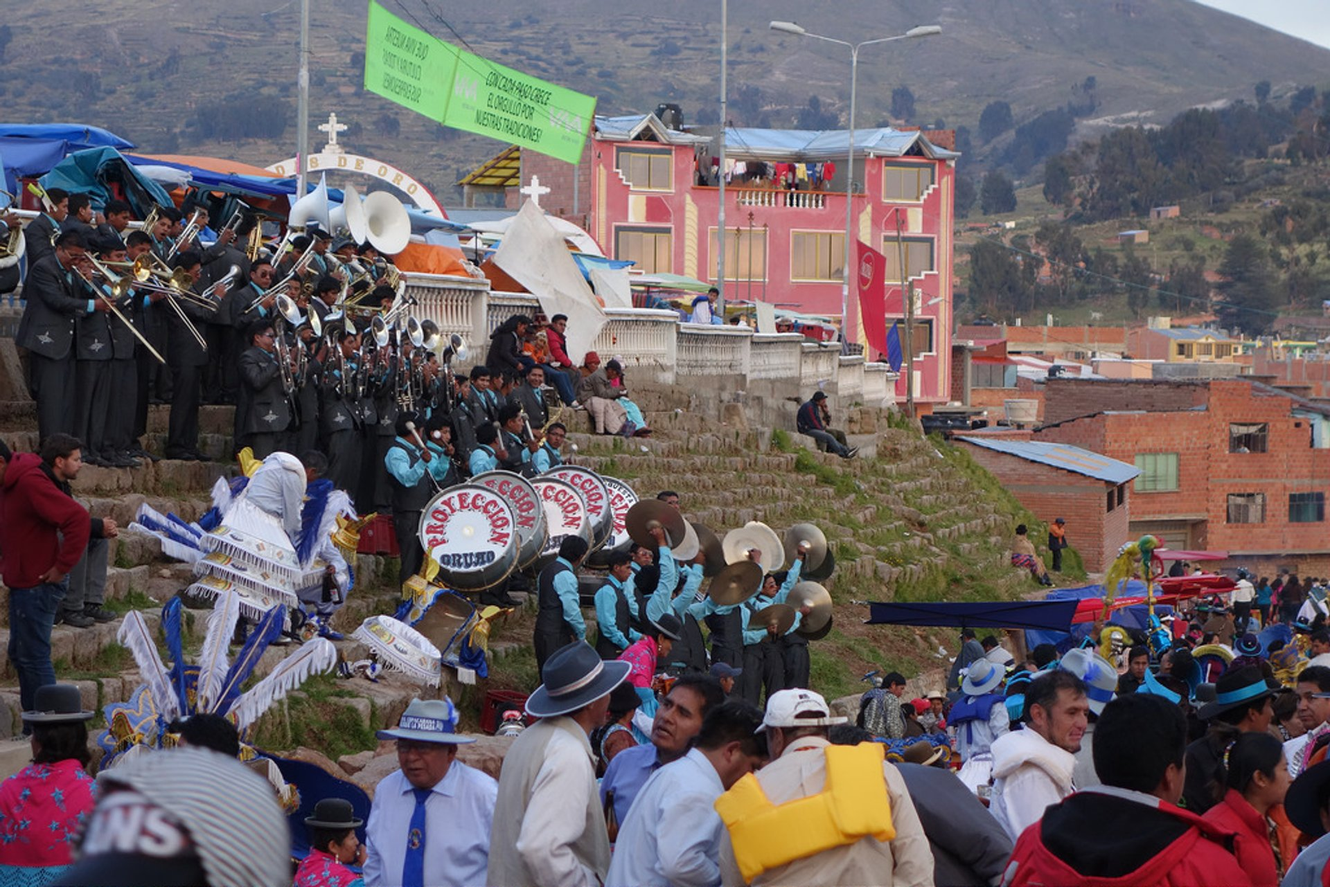 Best time for Fiesta de la Cruz in Bolivia 2019