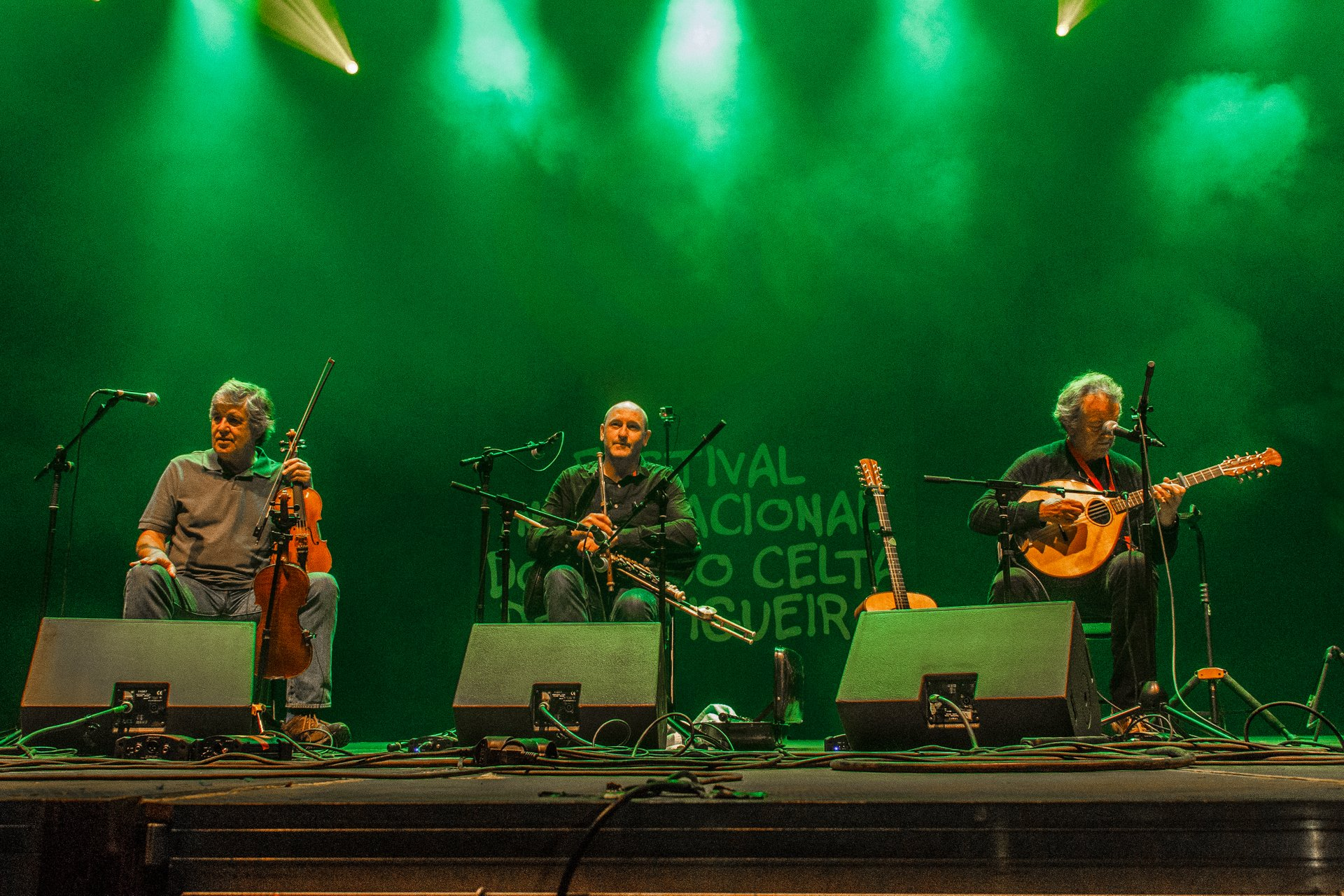 Best time for Ortigueira's Festival of Celtic World in Spain 2020