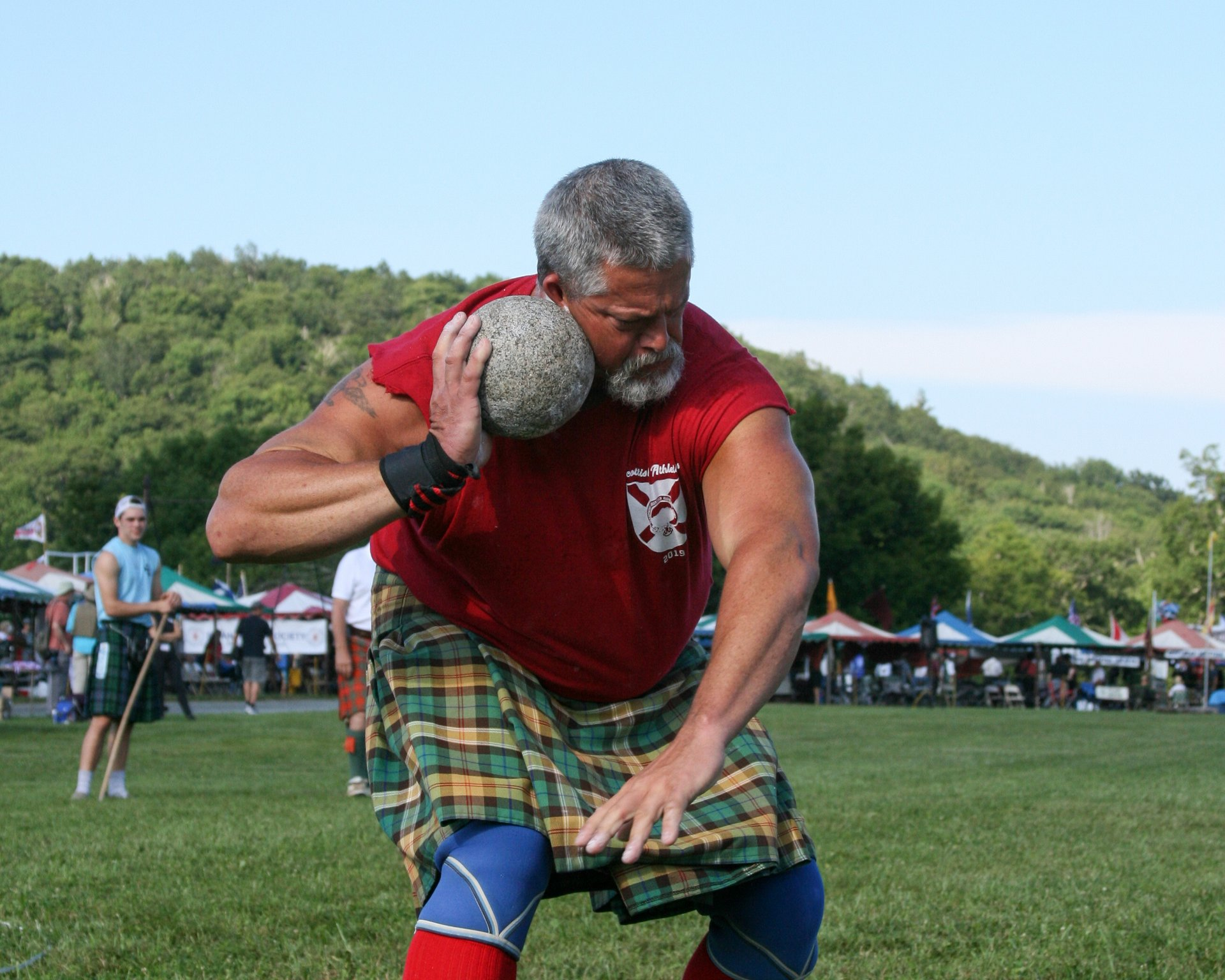 Best time for Grandfather Mountain Highland Games in North Carolina 2020