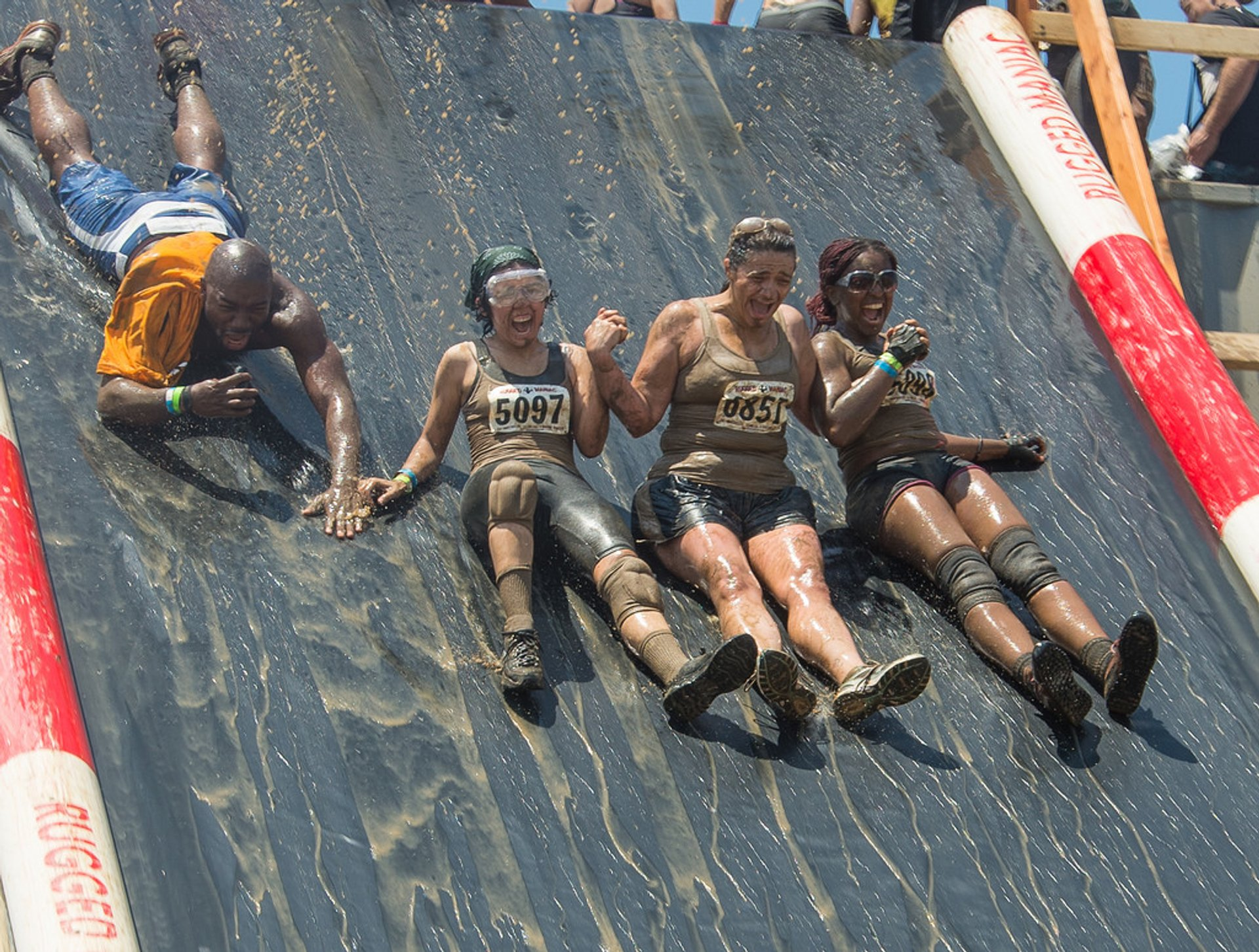 Best time for Rugged Maniac New York City in New York 2020