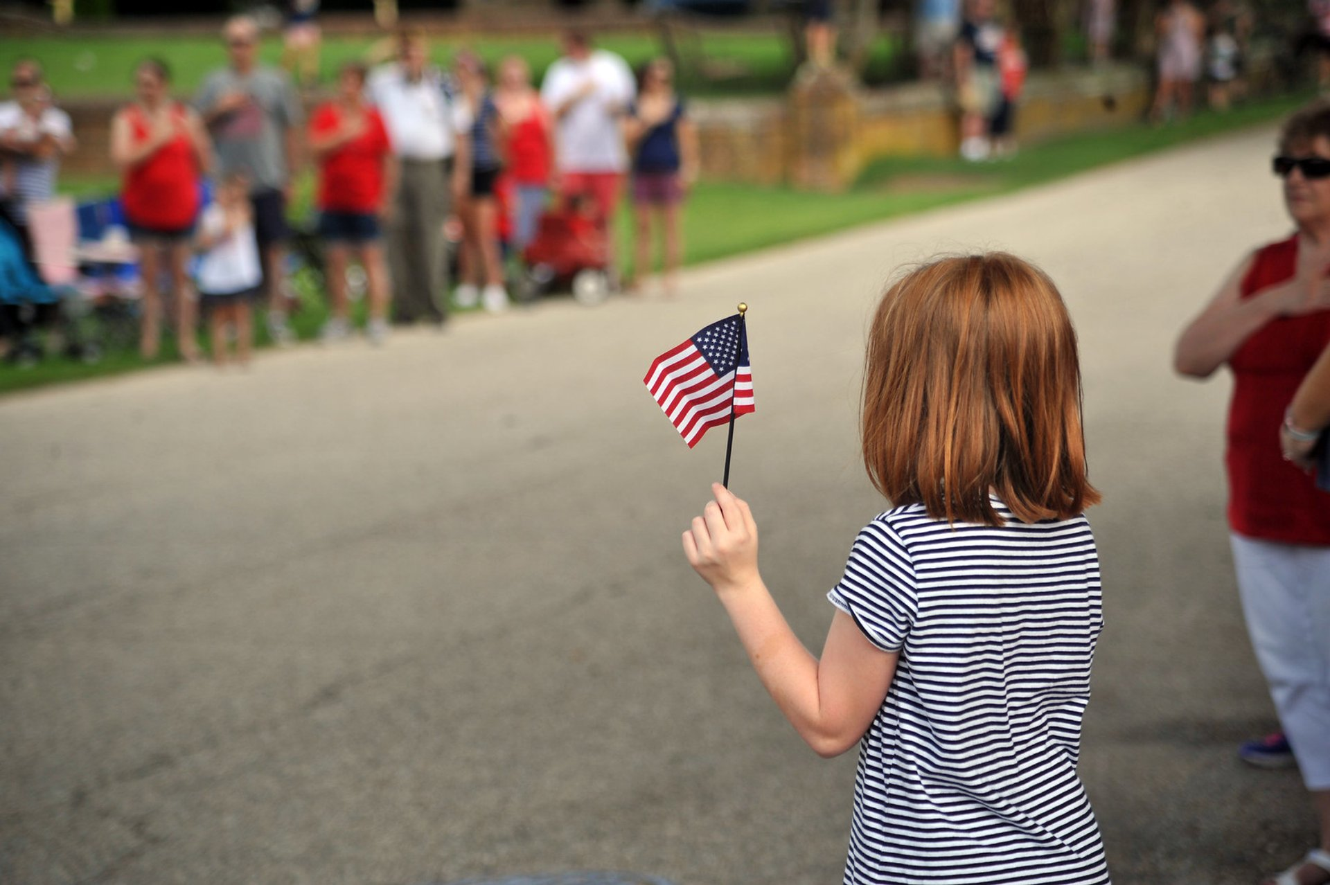 Yorktown Independence Day Parade 2020