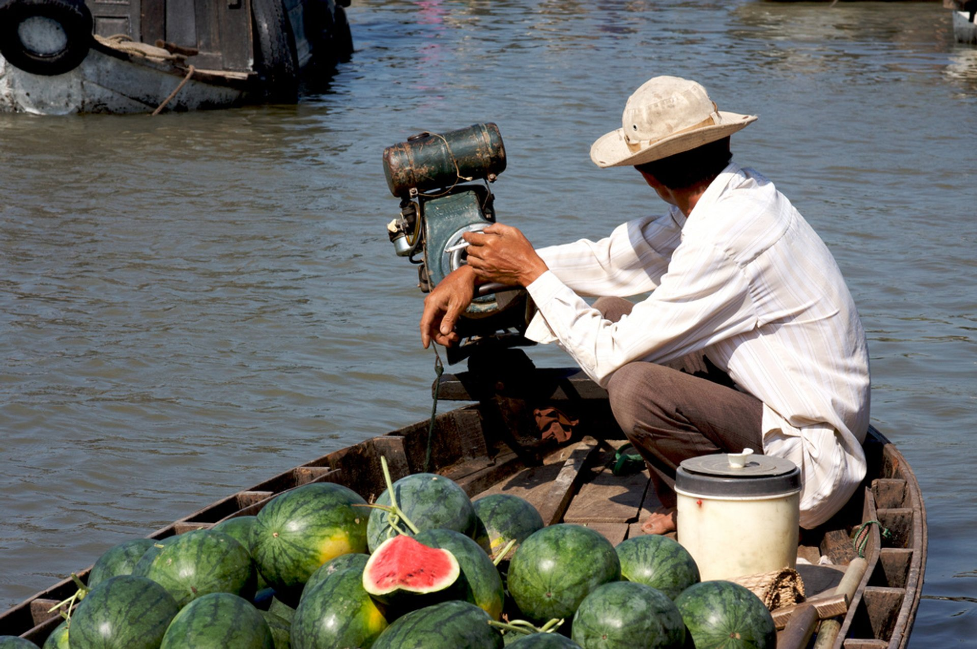 Mekong Delta Fruit Season in Vietnam - Best Season