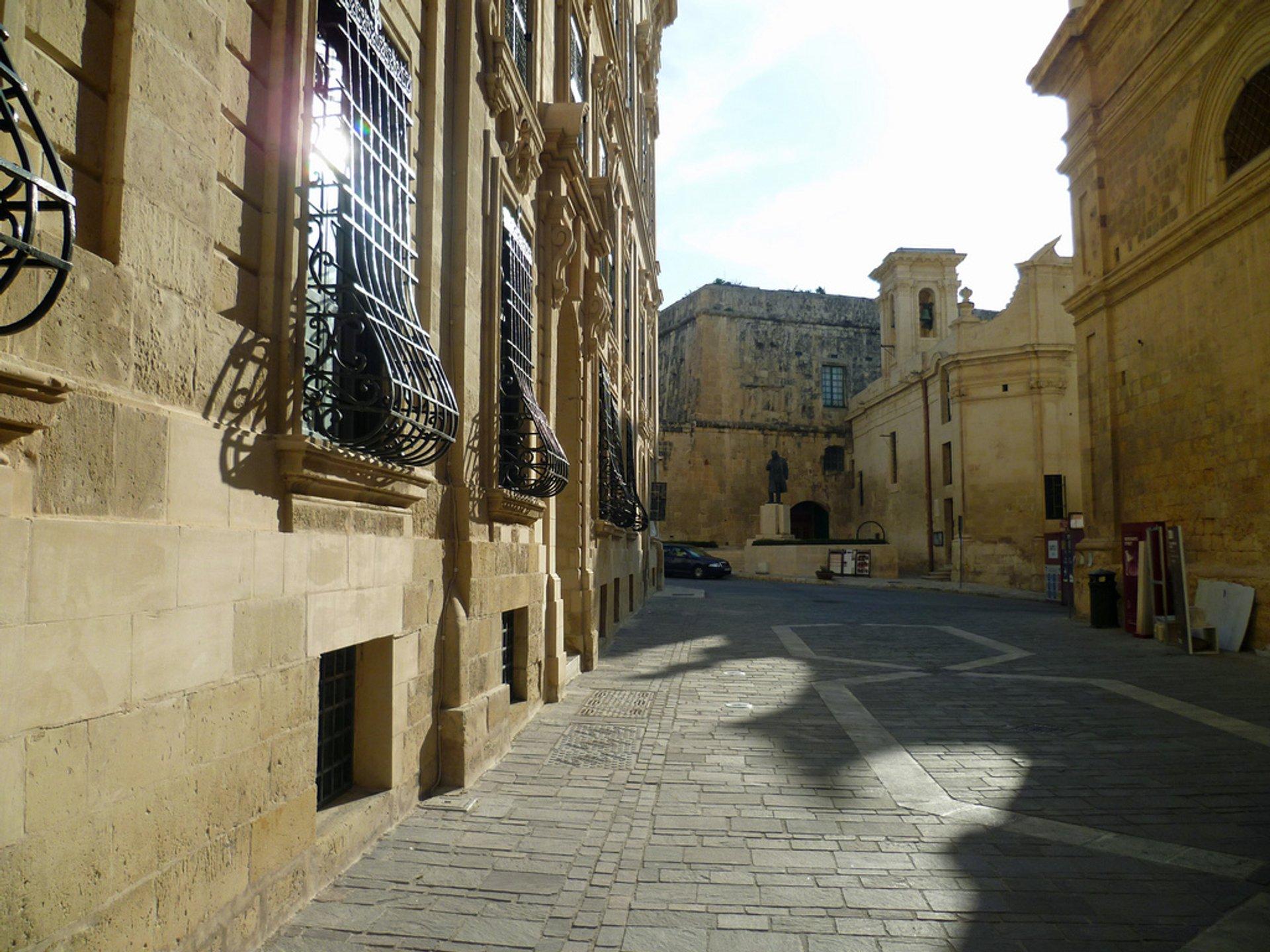 Autumn in Malta - Best Time
