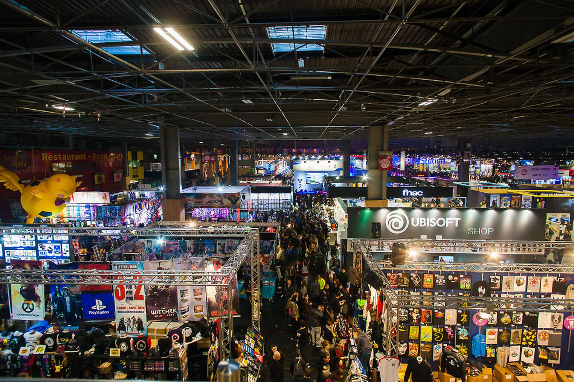 Paris Games Week (PGW) in Paris 2020 - Best Time