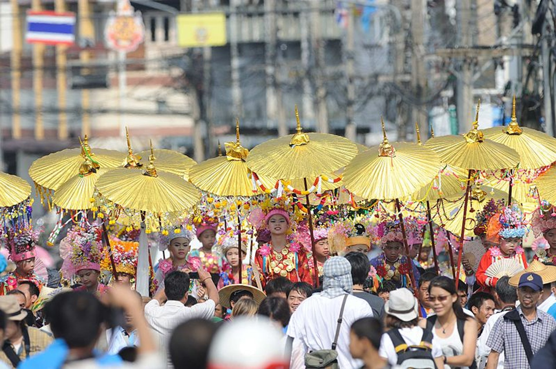 Poy Sang Long Festival or Festival of the Crystal Sons in Thailand - Best Season 2020