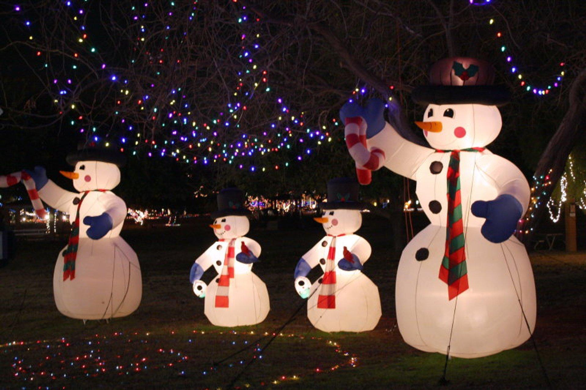 Christmas Lights Phoenix 2021 Christmas Lights In And Near Phoenix Az 2020 Dates