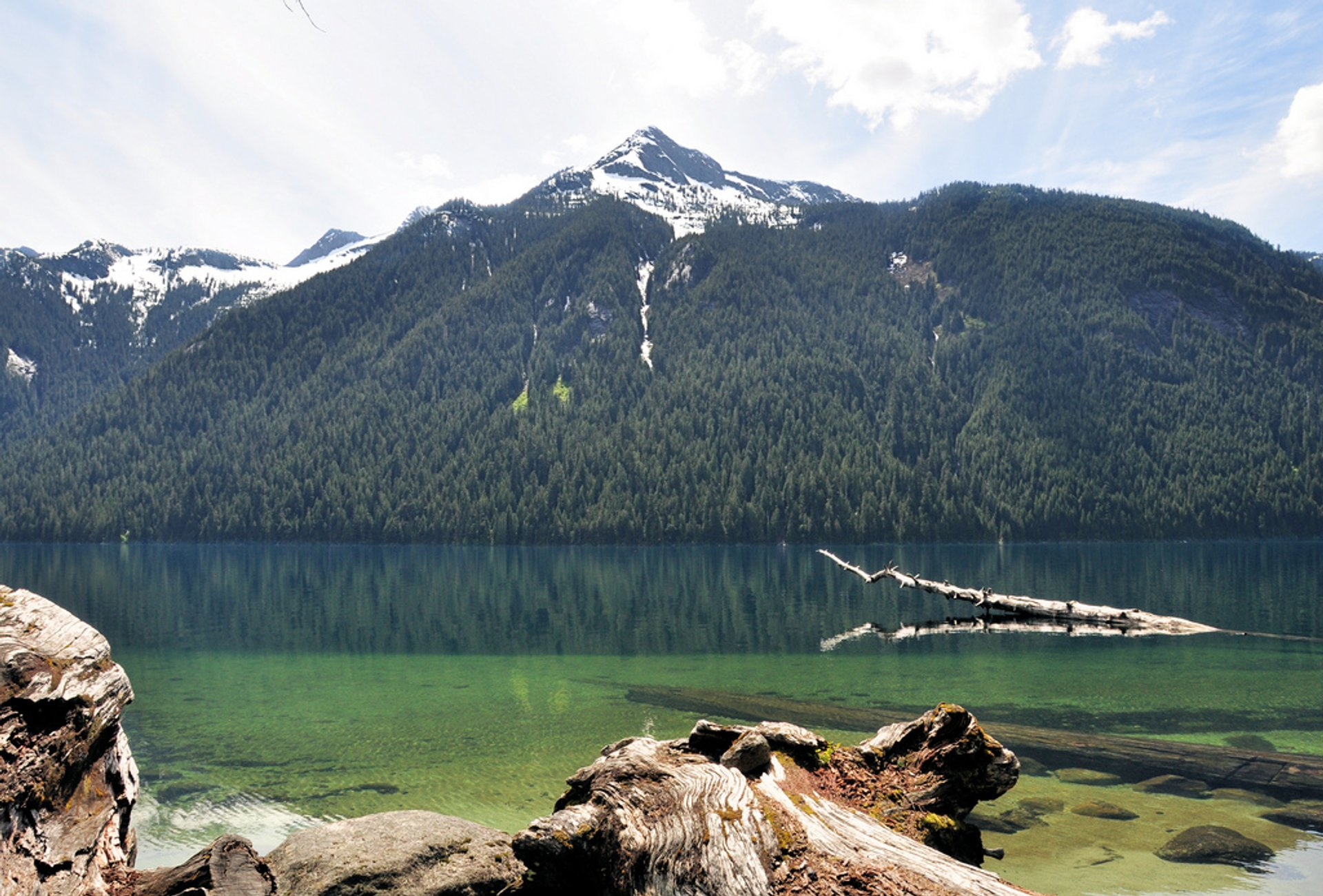 Chilliwack Lake Provincial Park in British Columbia 2020 - Best Time