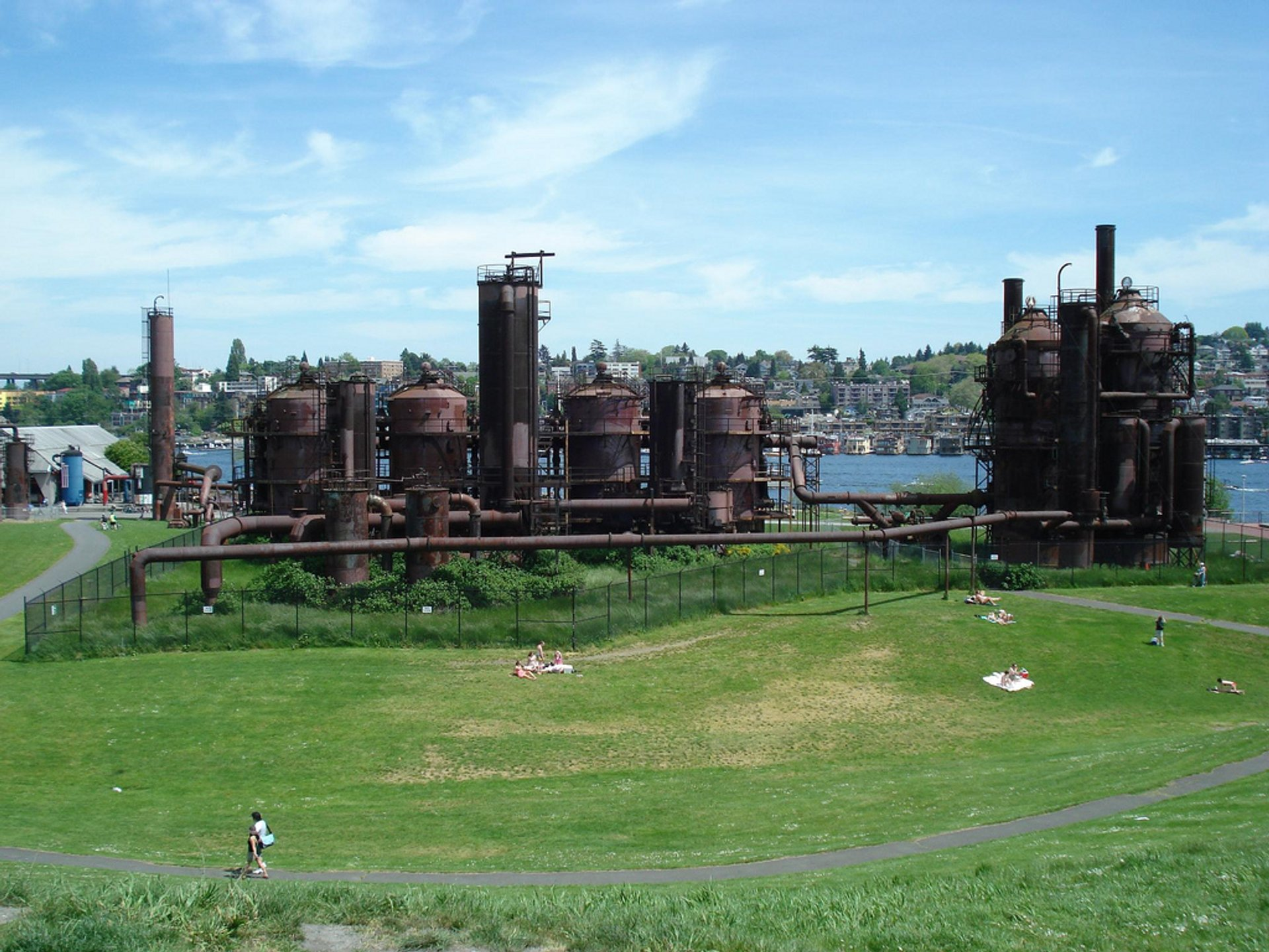 Gas Works Park in Seattle 2020 - Best Time