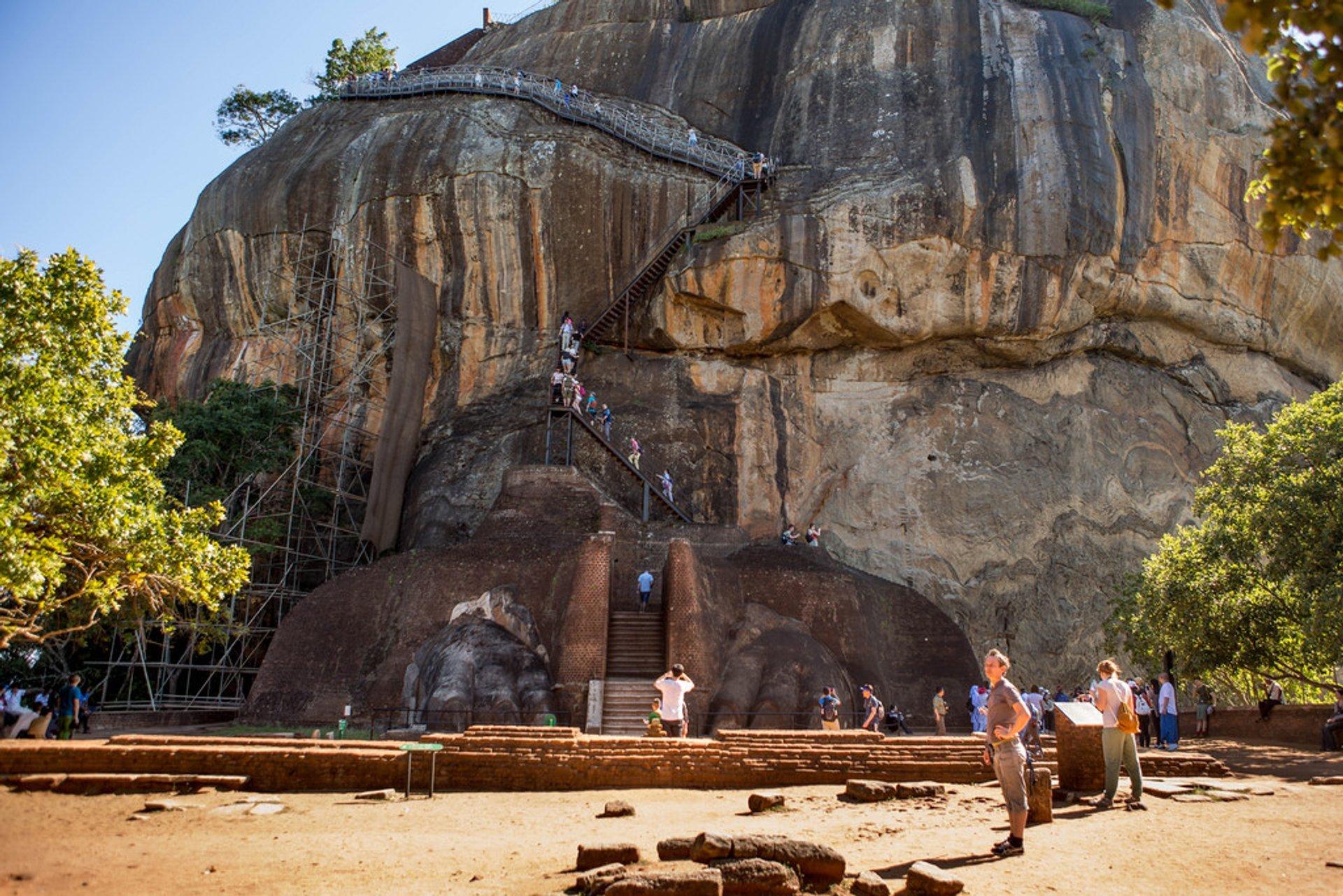 Sigiriya in Sri Lanka 2020 - Best Time