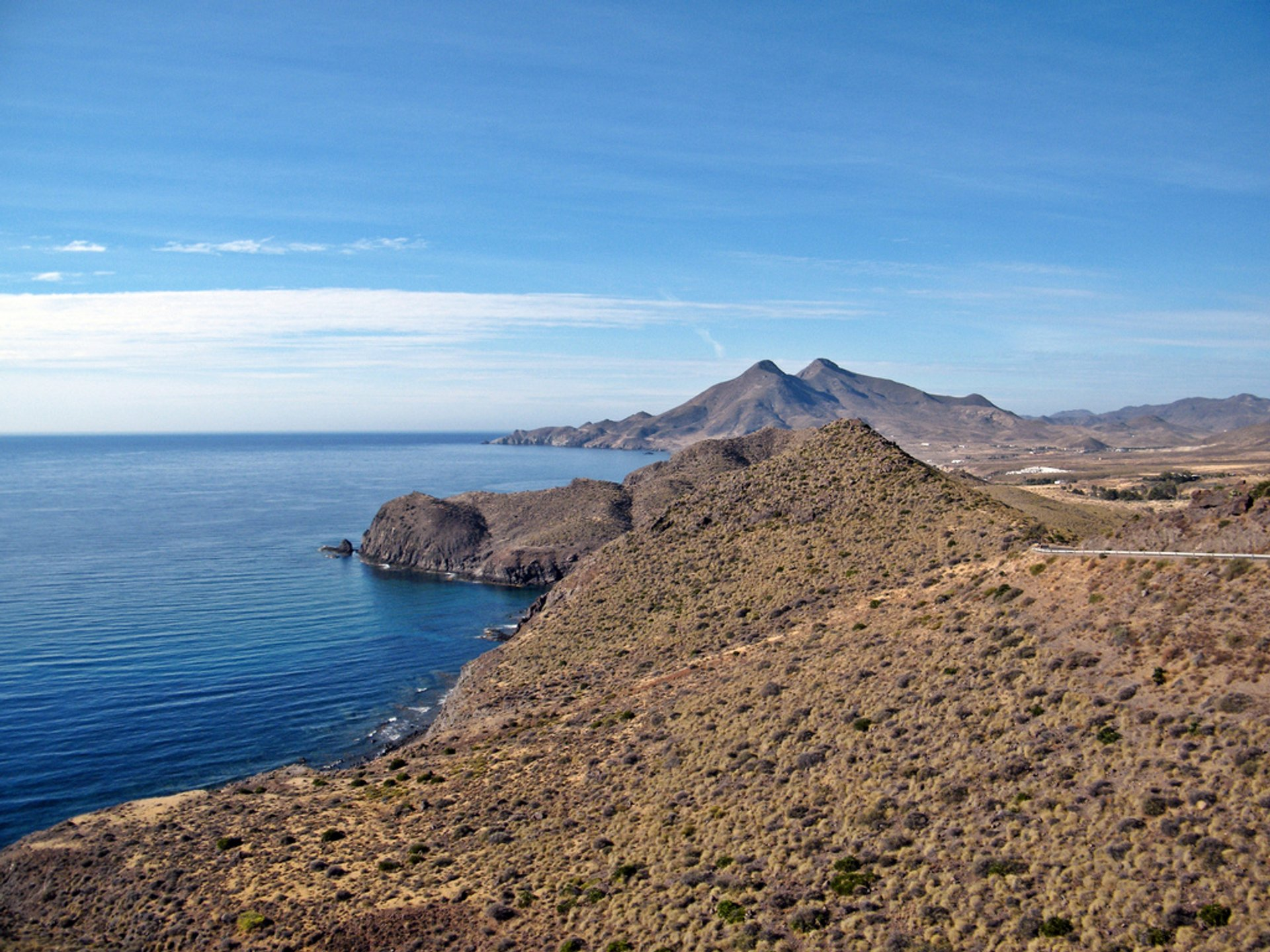 Hiking in Cabo de Gata-Níjar Natural Park in Spain - Best Time