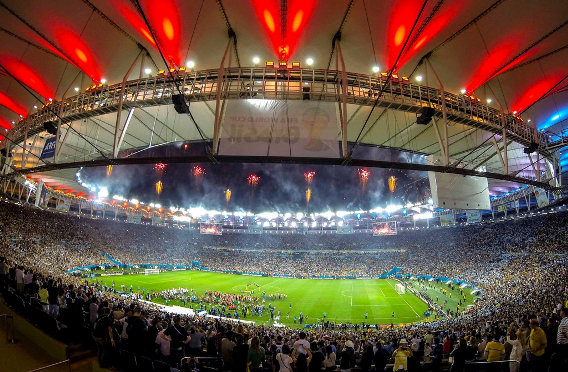 Football at Maracanã Stadium in Rio de Janeiro 2020 - Best Time