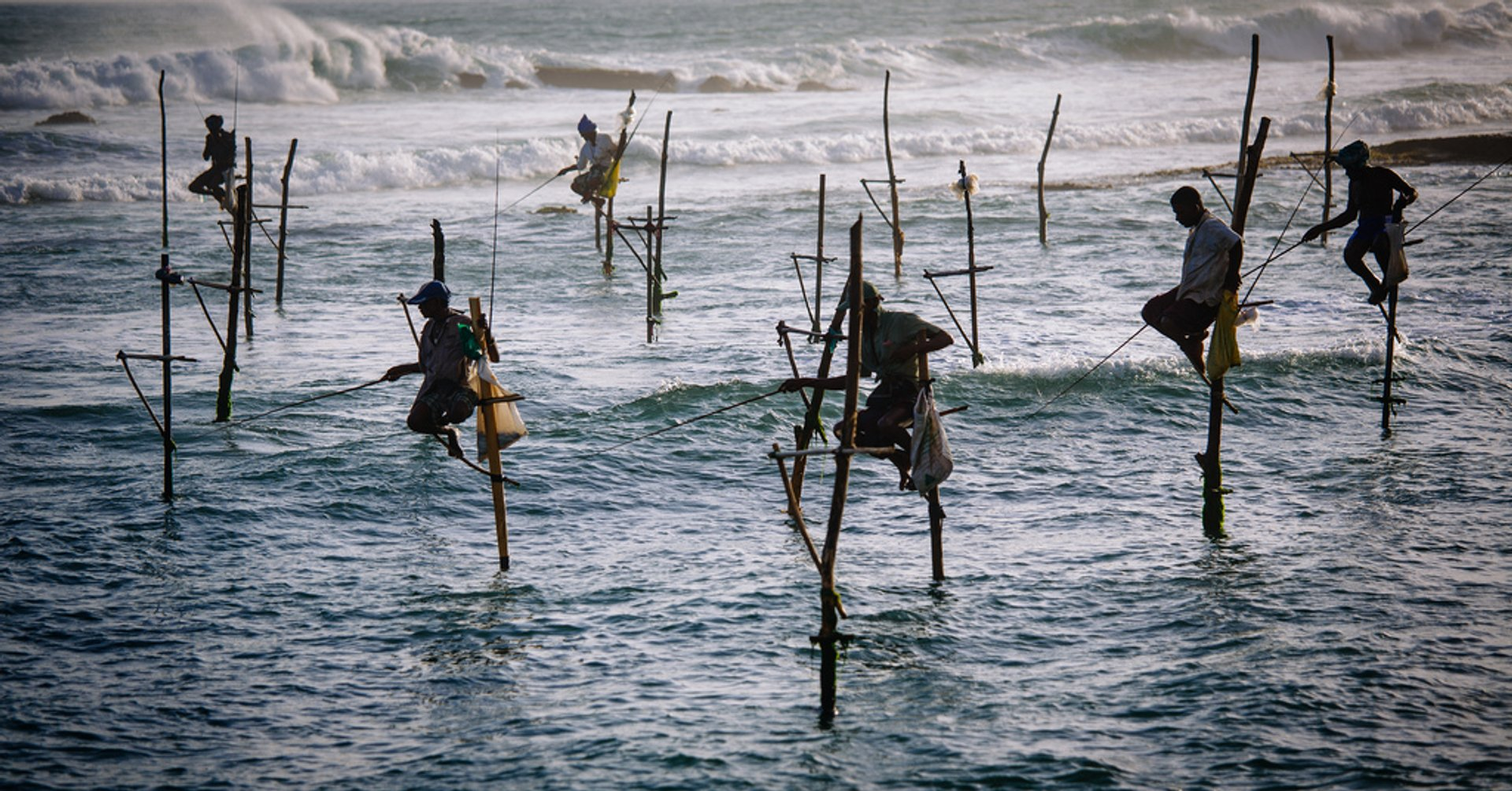 Stilt Fishing in Sri Lanka - Best Season 2019