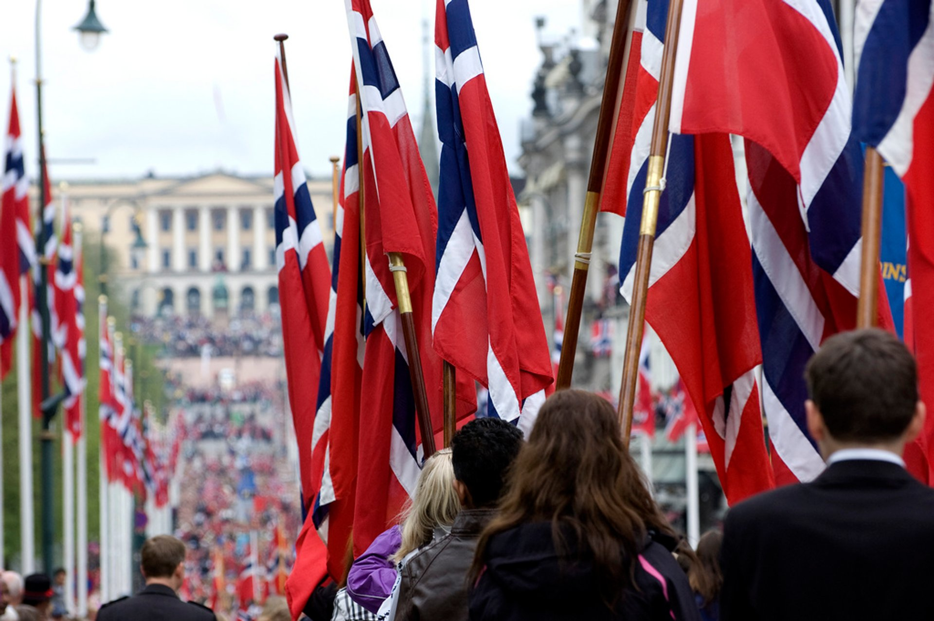 Norway's National Day in Norway 2019 - Best Time
