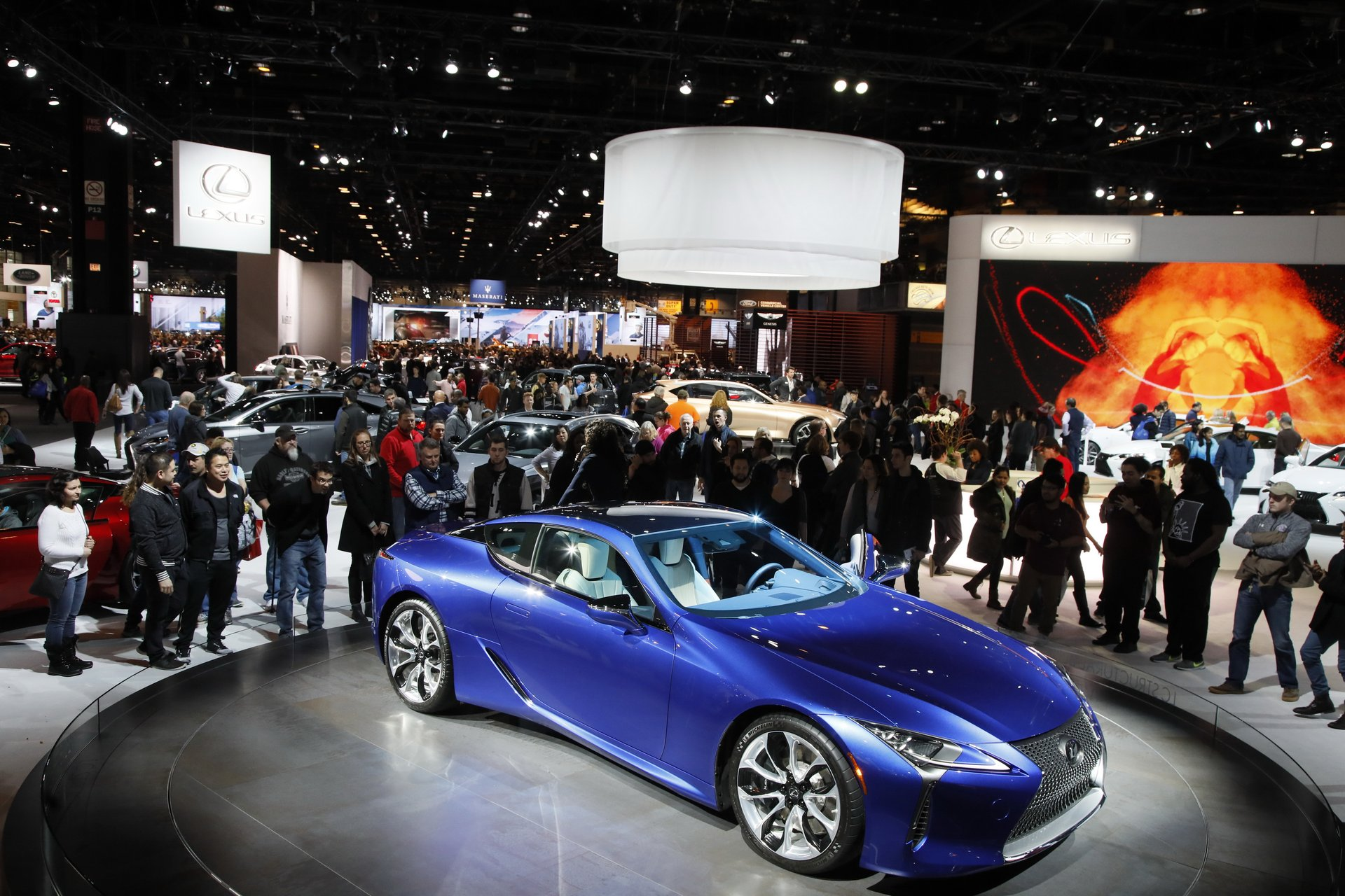Chicago Auto Show in Chicago 2019 - Best Time
