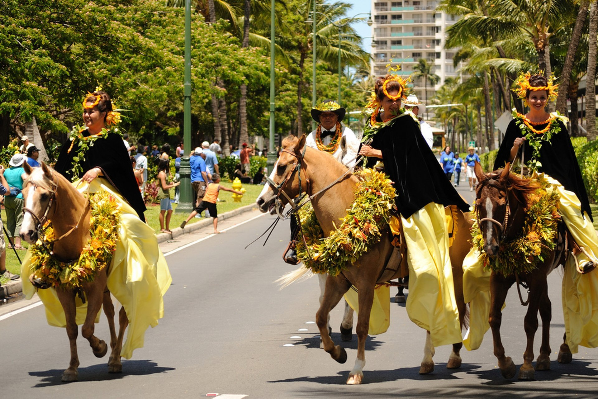 Kamehameha Day in Hawaii - Best Season