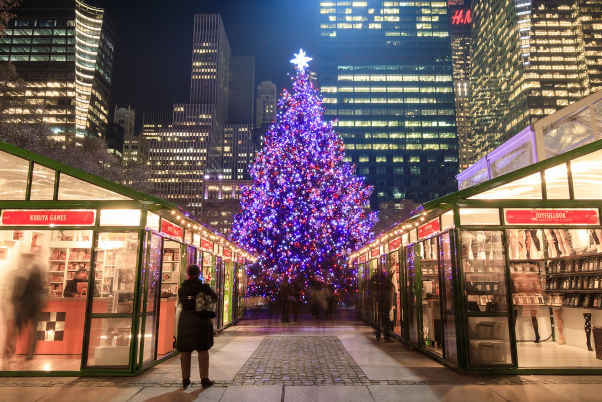 ​Winter Village at Bryant Park in New York - Best Season 2020
