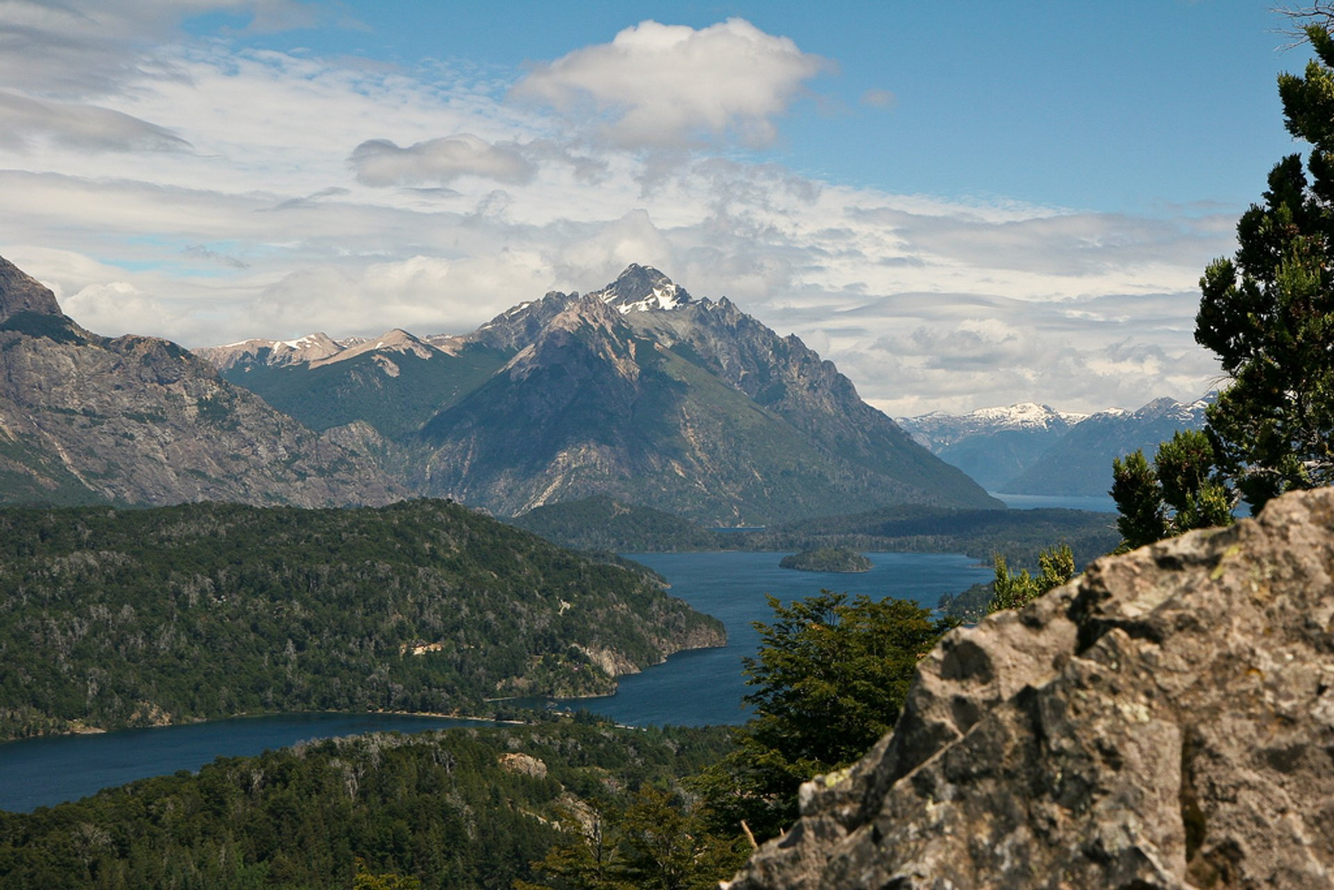 Best time for Trekking in Bariloche in Argentina 2020