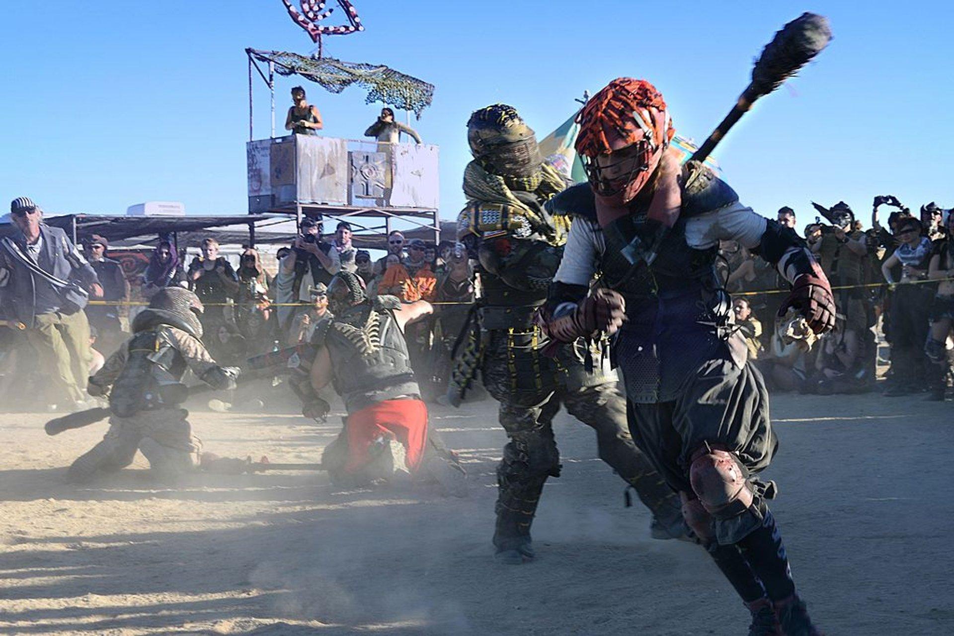 Wasteland Weekend Jugger Match 2020