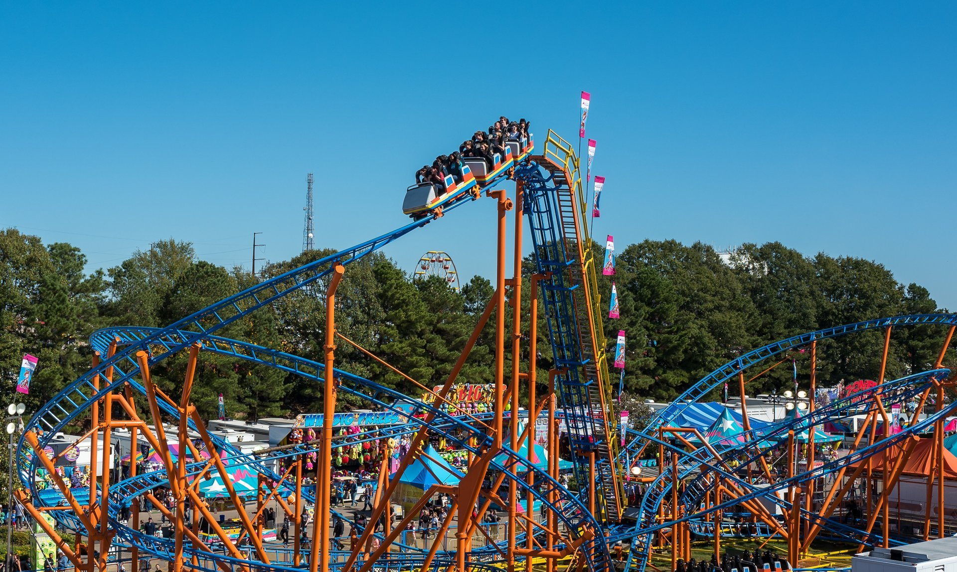 Best time to see North Carolina State Fair 2020