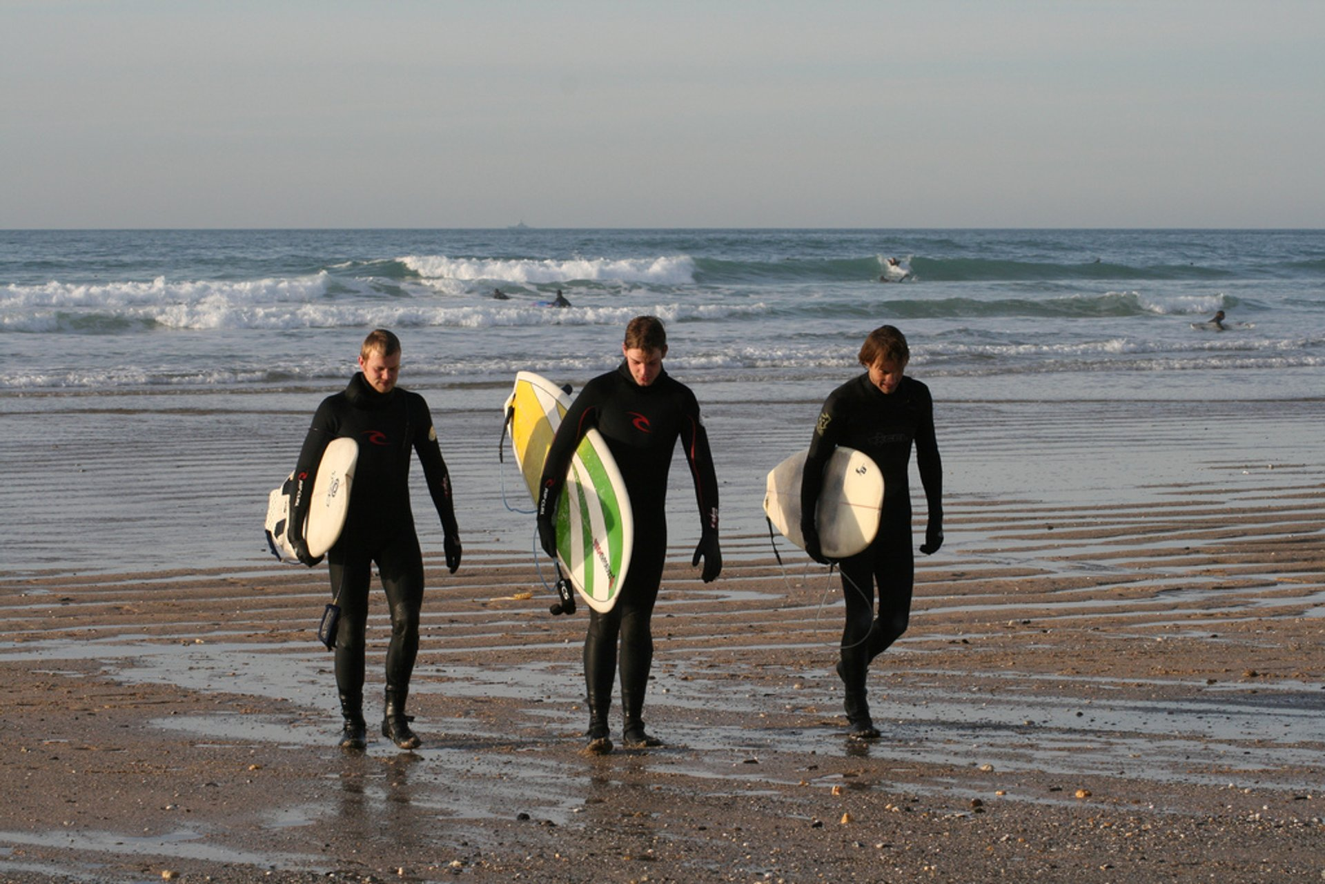Surfing in Newquay 2020