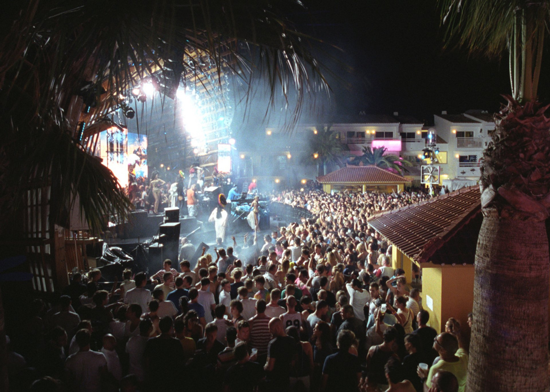 Best time for Ibiza Opening Parties in Ibiza 2020