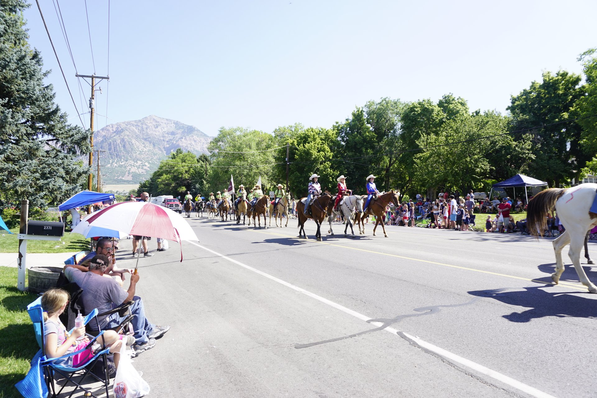 North Ogden 4th of July parade 2020