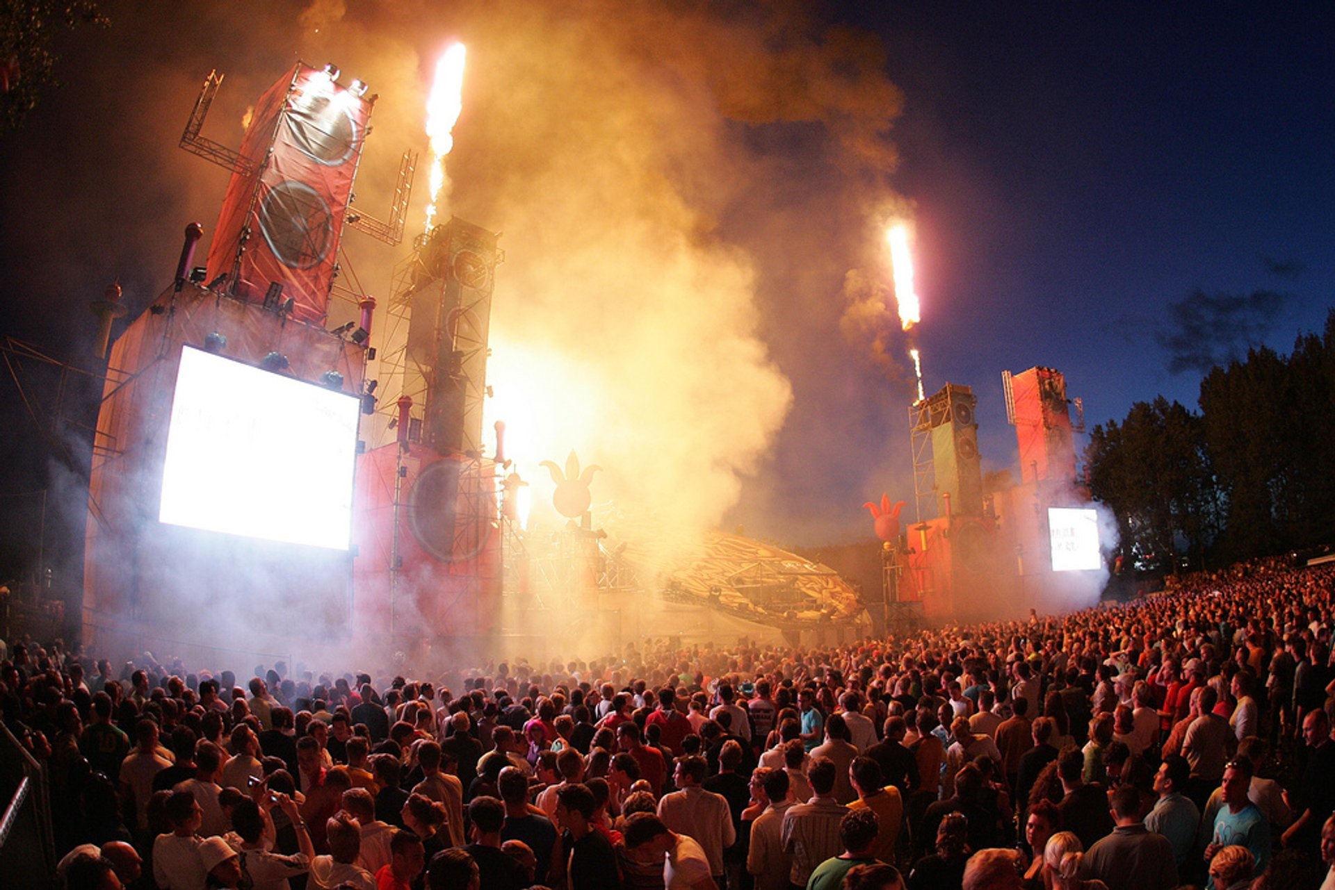 Mysteryland in The Netherlands 2020 - Best Time