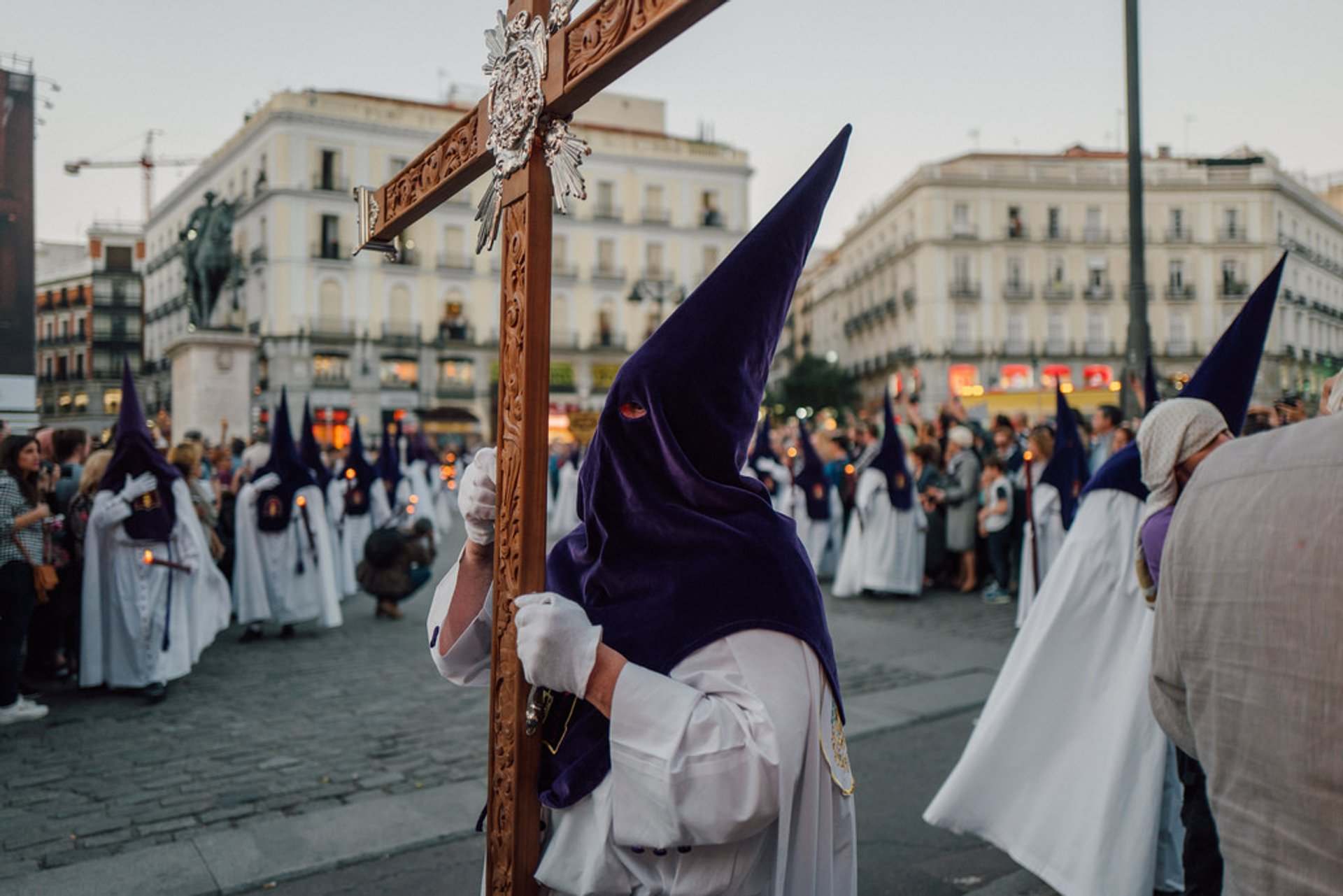 Best time for Holy Week (Semana Santa) & Easter in Madrid 2019