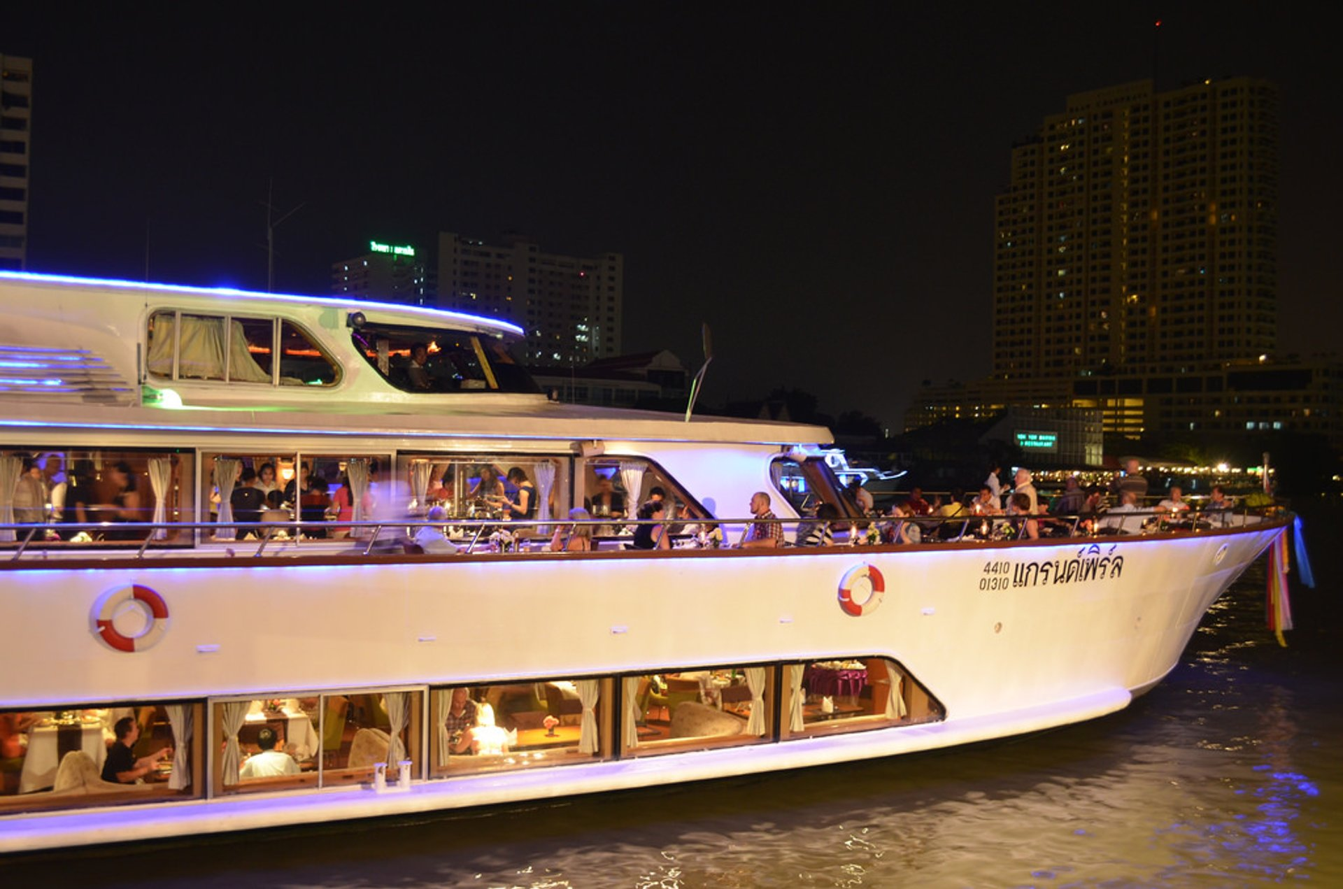 Boat Cruises in Bangkok 2019 - Best Time