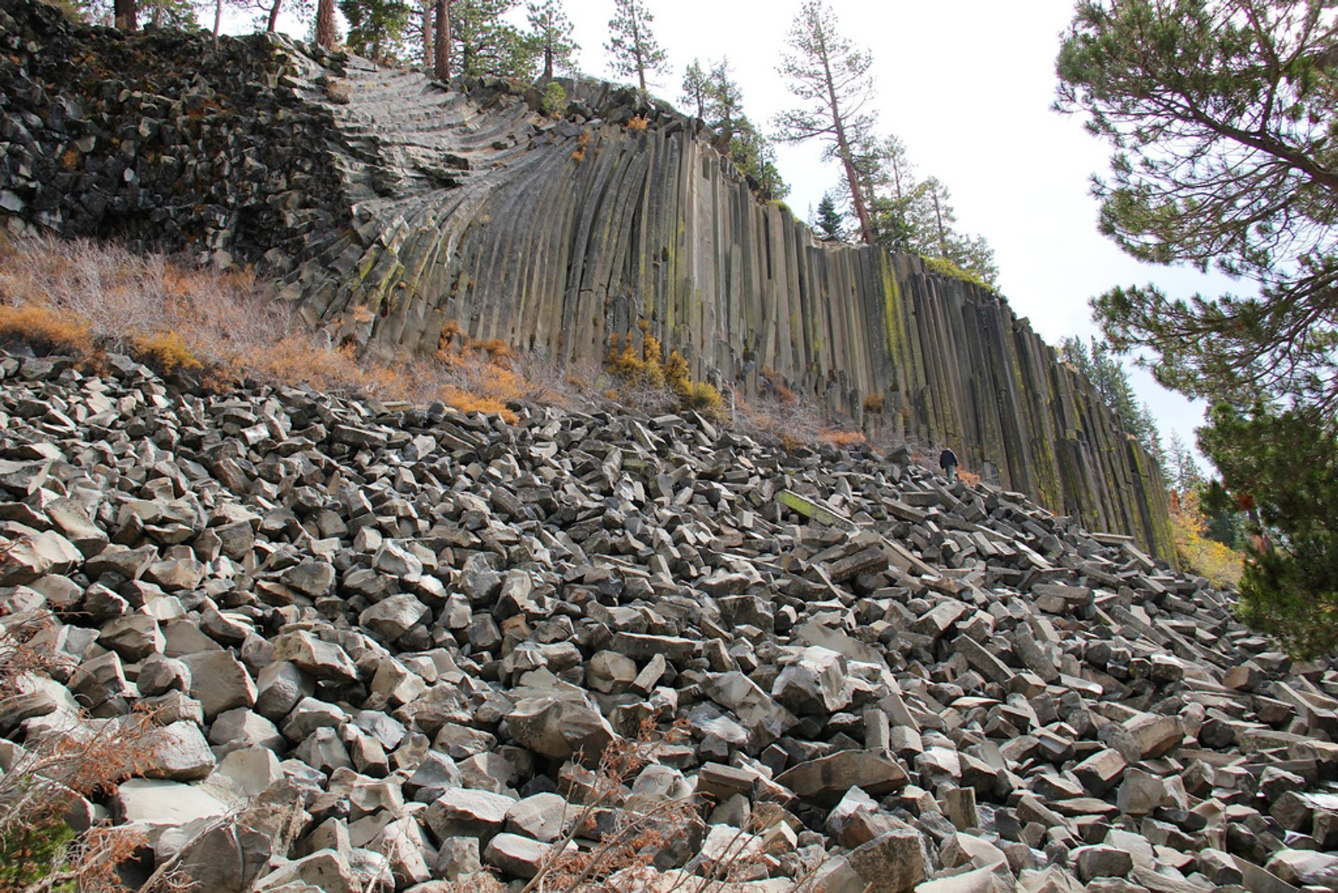 Best time for Devils Postpile National Monument in California 2020