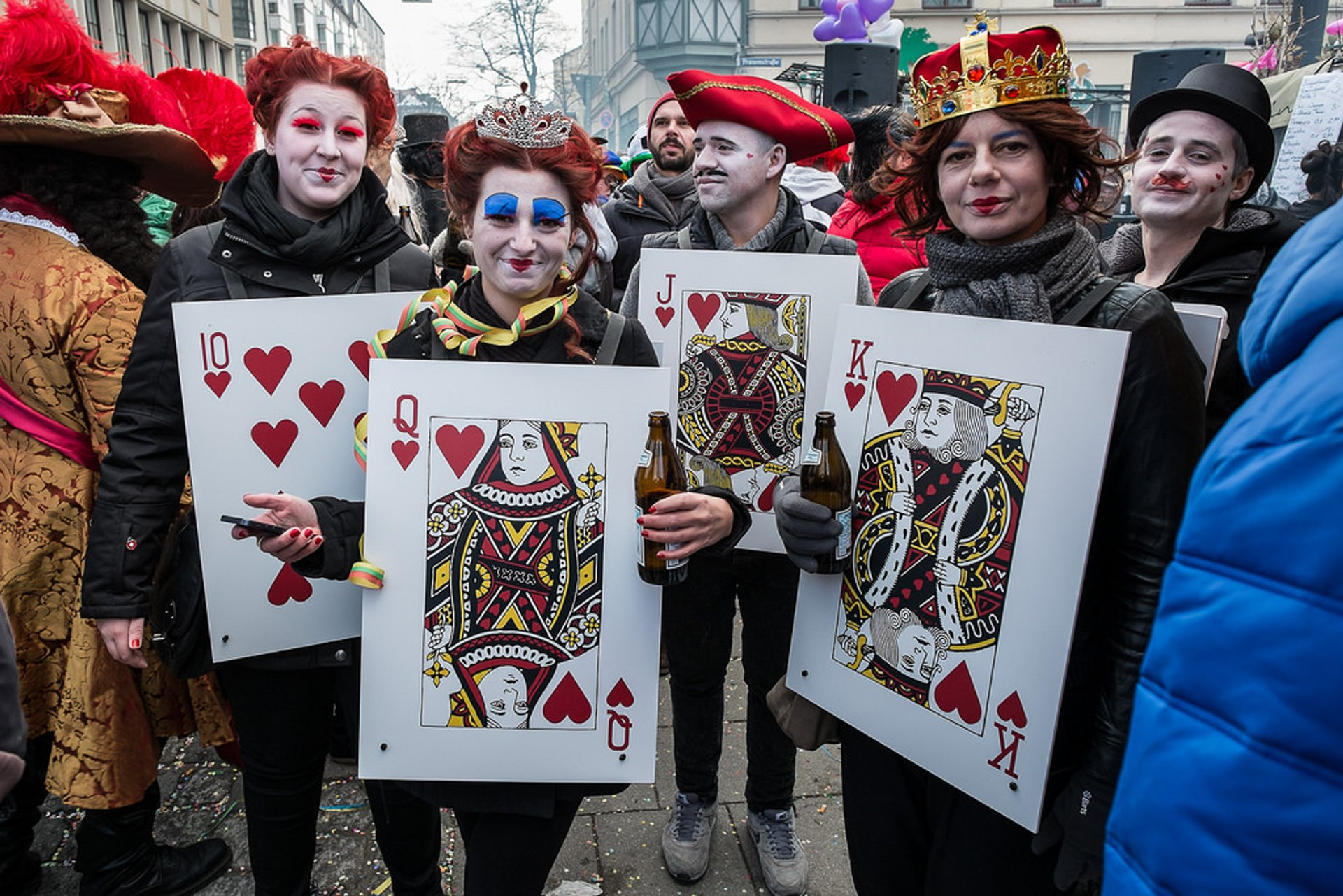 Munich Carnival or Fasching in Munich 2019 - Best Time