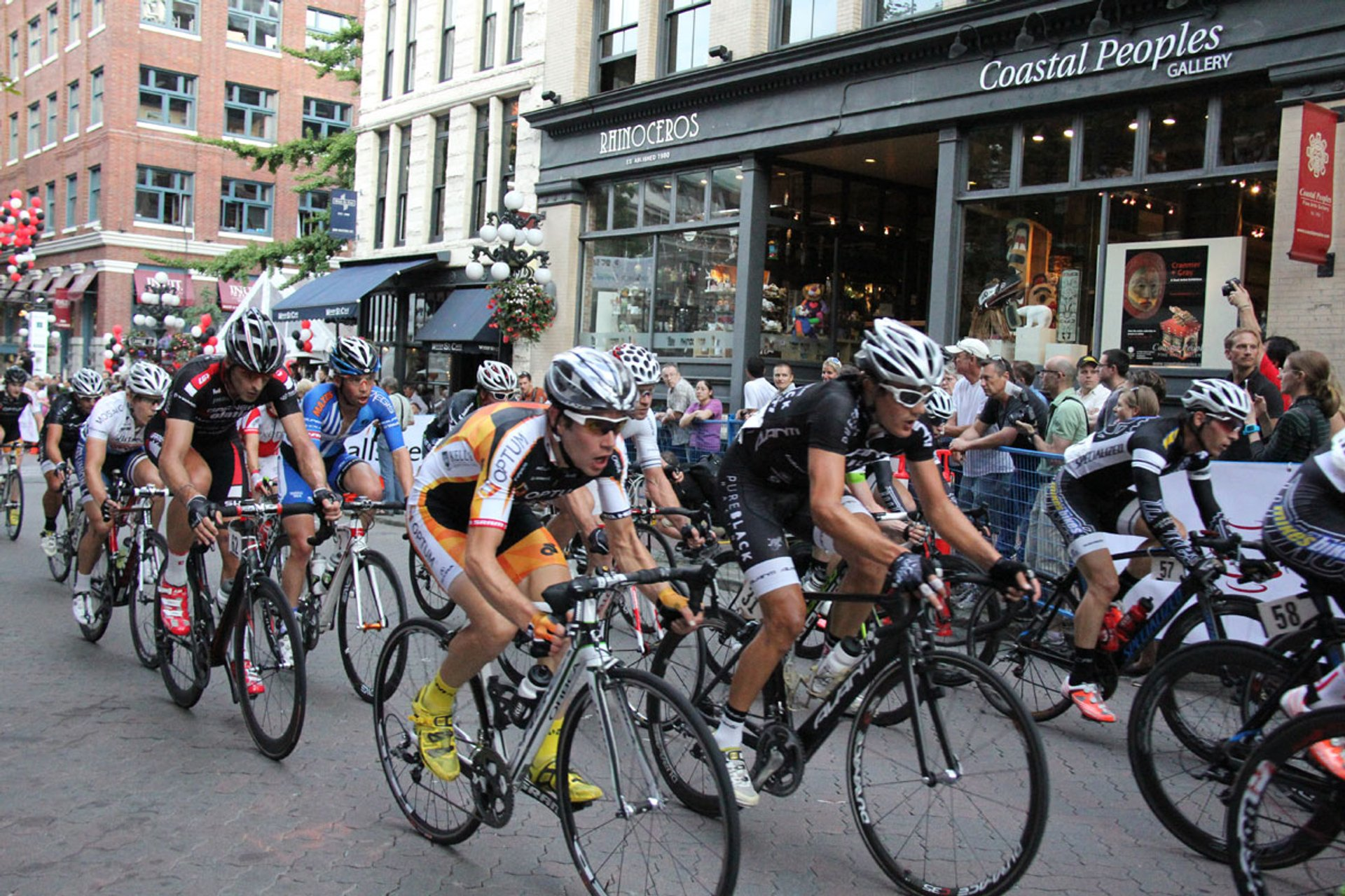Best time to see Gastown Grand Prix in Vancouver 2020